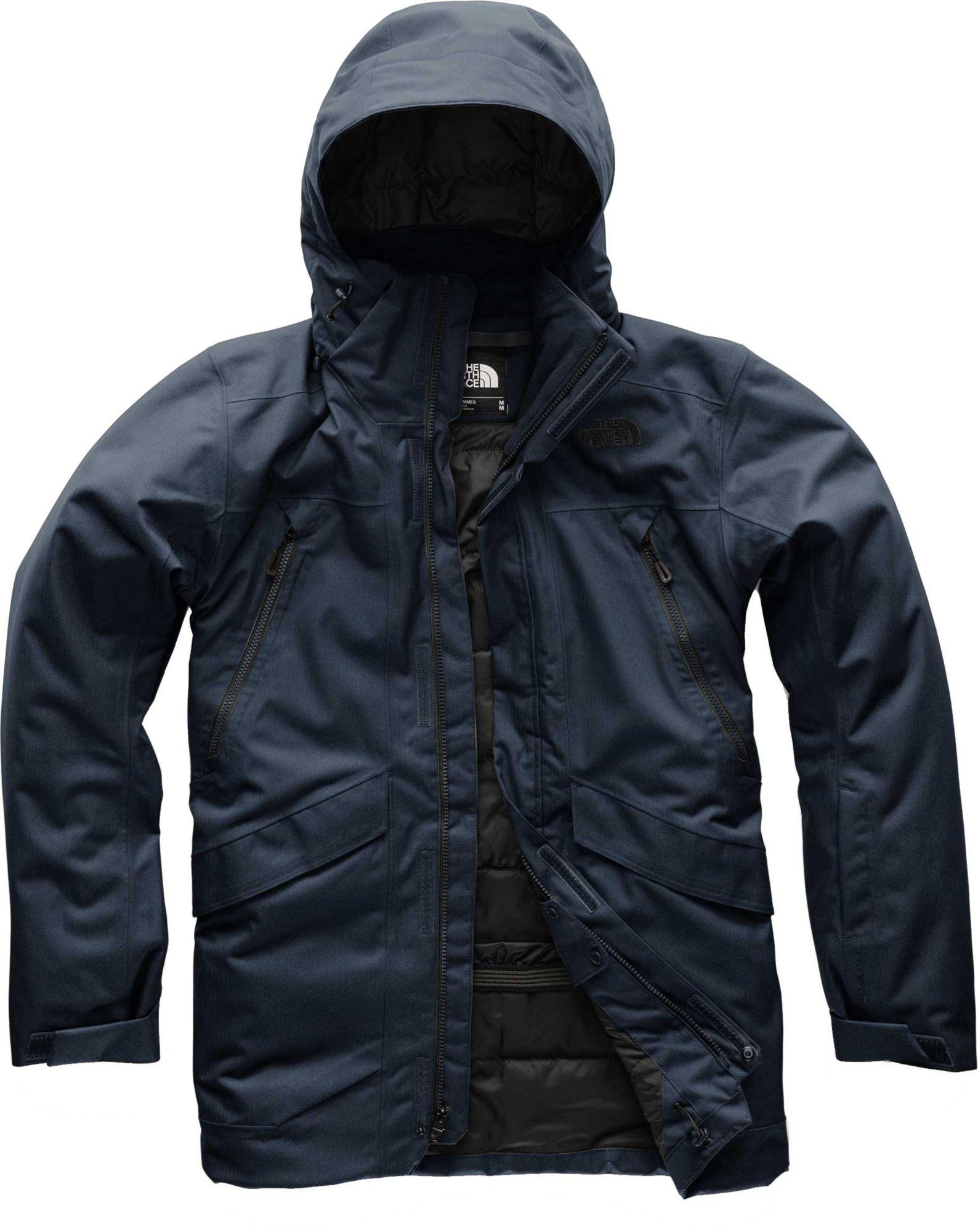 The North Face Blue Gatekeeper Insulated Jacket for Men Lyst