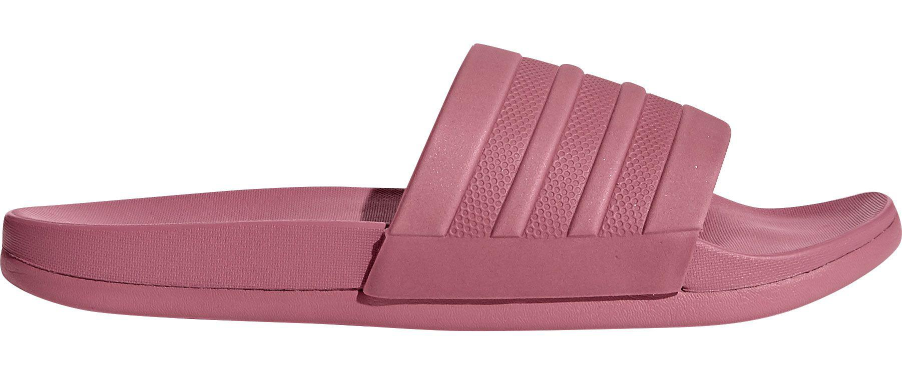 e92854359 Lyst - adidas Cloudfoam One Thong Sandals in Pink