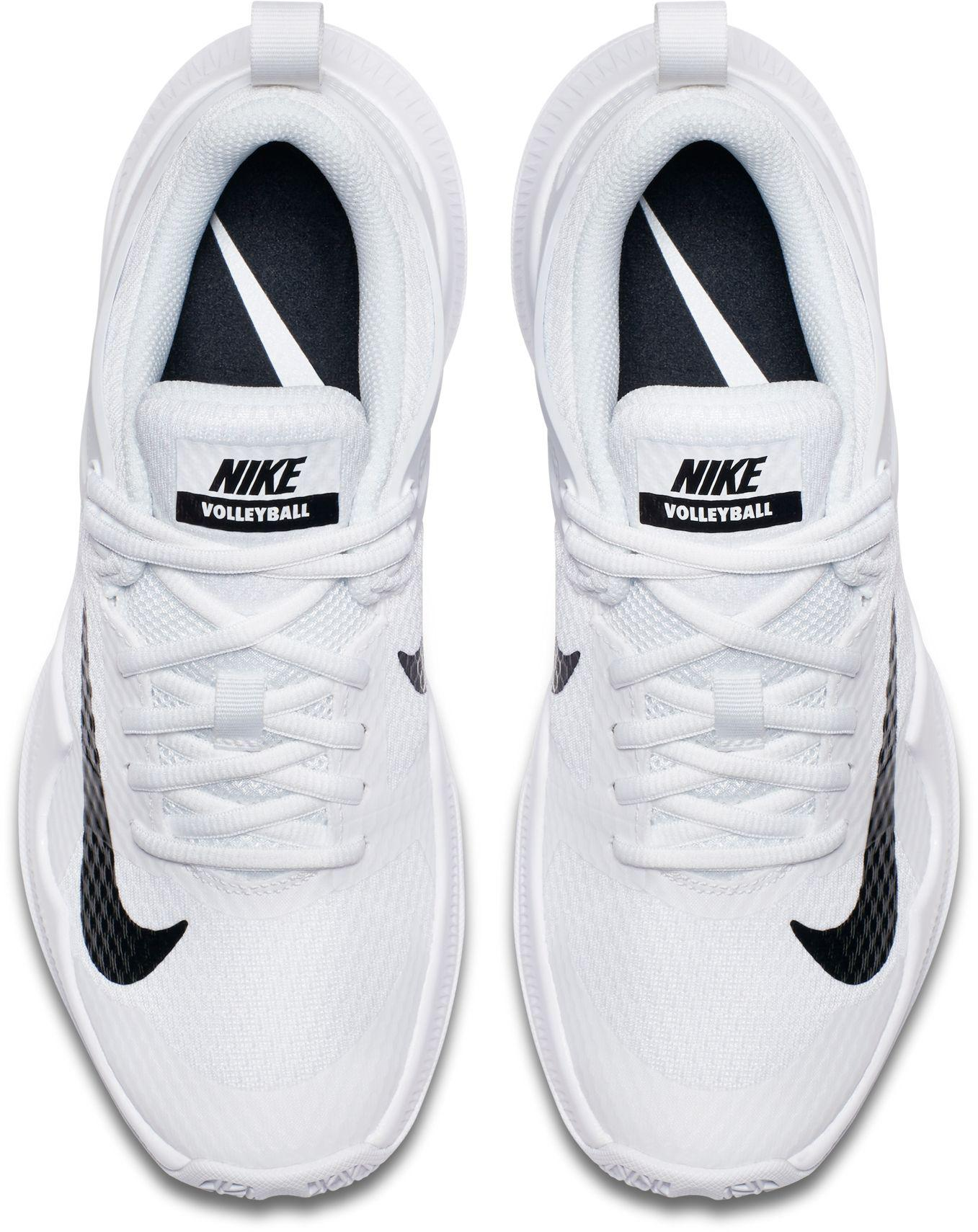 c0c55b6ead48bf Lyst - Nike Air Zoom Hyperace Volleyball Shoes in White