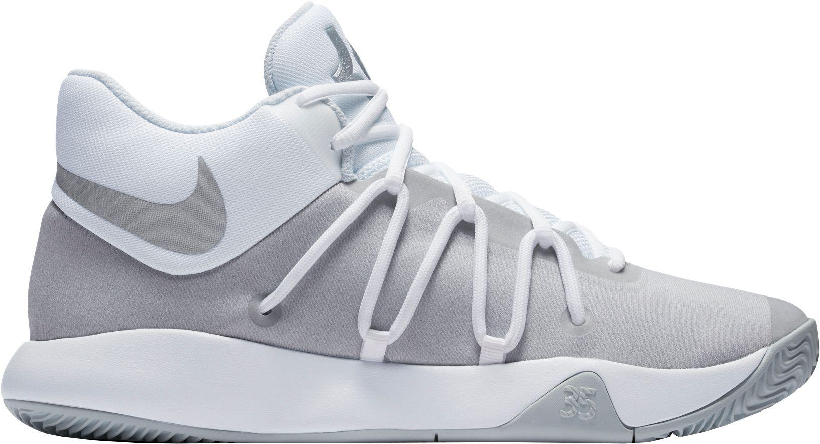 98fb8bd993bf Lyst - Nike Kd Trey 5 V Basketball Shoes in Gray for Men