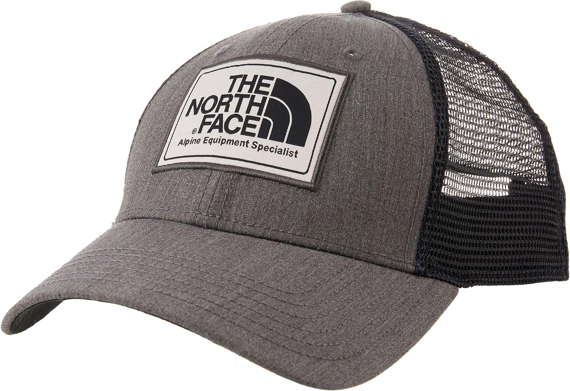 03fdbc5d4ba9a2 The North Face Mudder Trucker Hat in Black for Men - Lyst