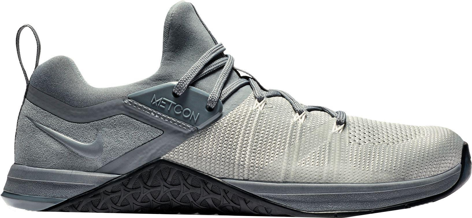 2602d405bdb Lyst - Nike Metcon Flyknit 3 Training Shoes in Gray for Men