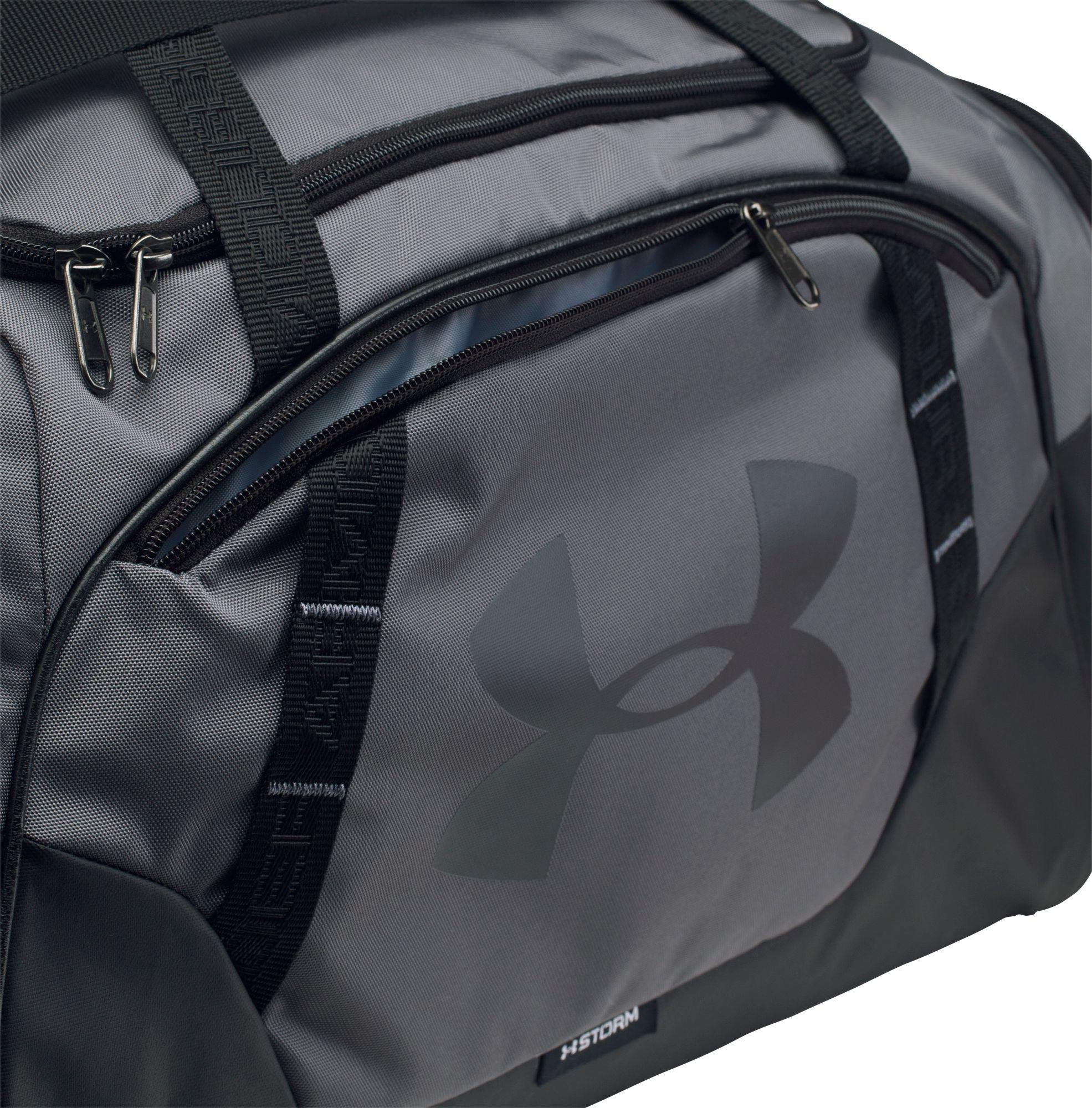 379389b90 Under Armour Undeniable 3.0 Small Duffle Bag in Black for Men - Save 41% -  Lyst