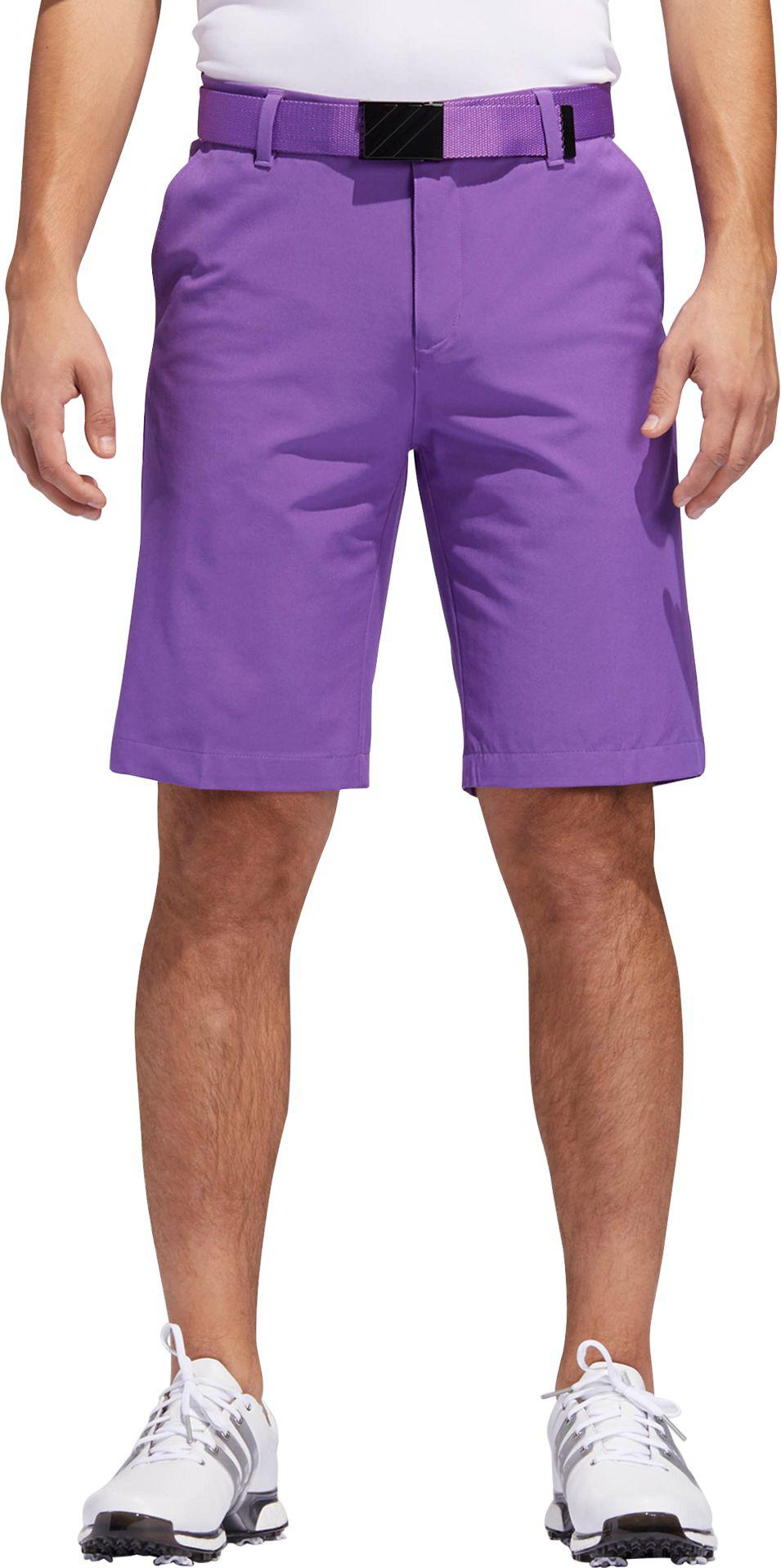 92d1a0b087 Lyst - adidas Ultimate365 Golf Shorts in Purple for Men
