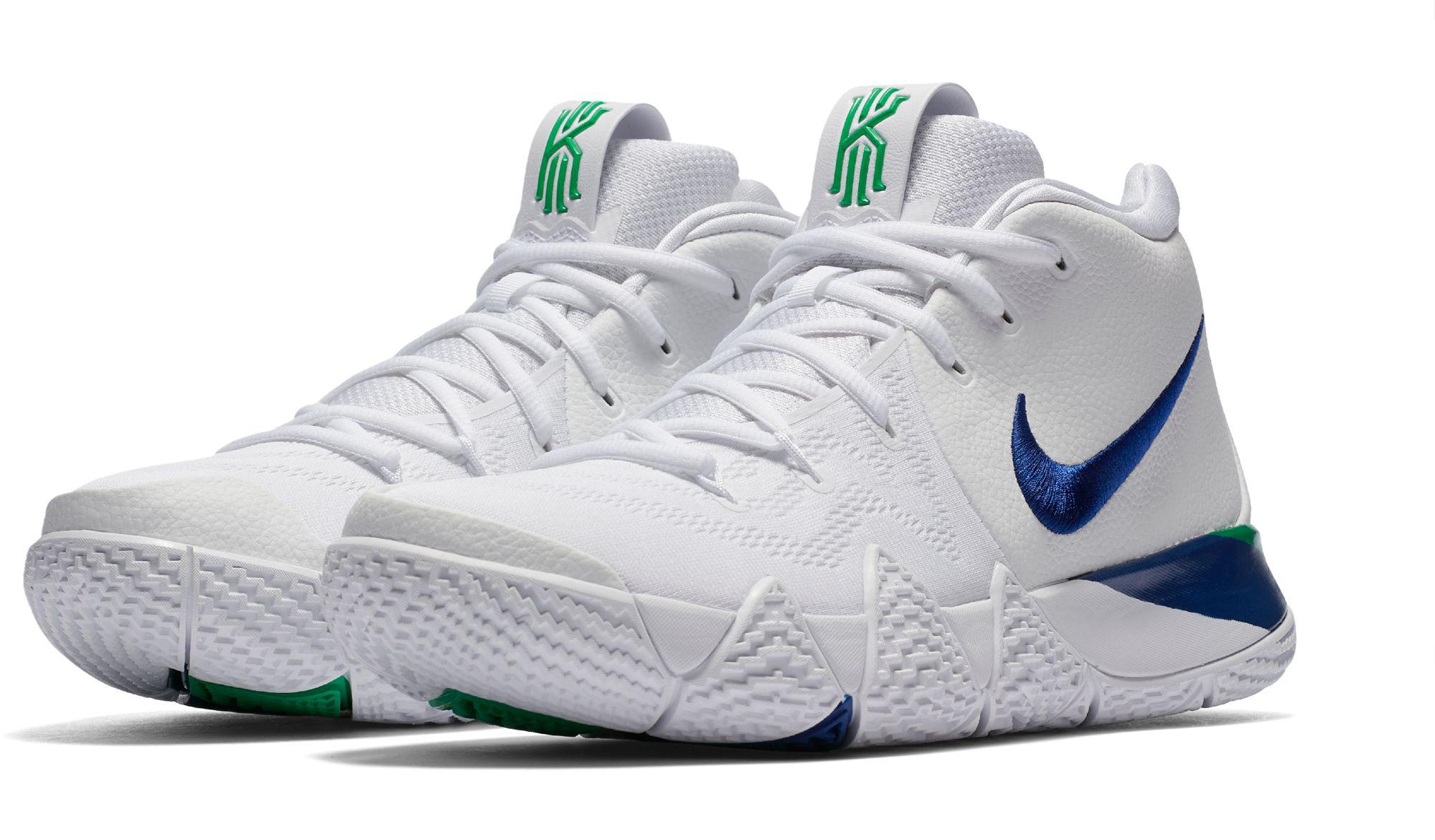 Nike - Multicolor Kyrie 4 Basketball Shoes for Men - Lyst cf51f92fc