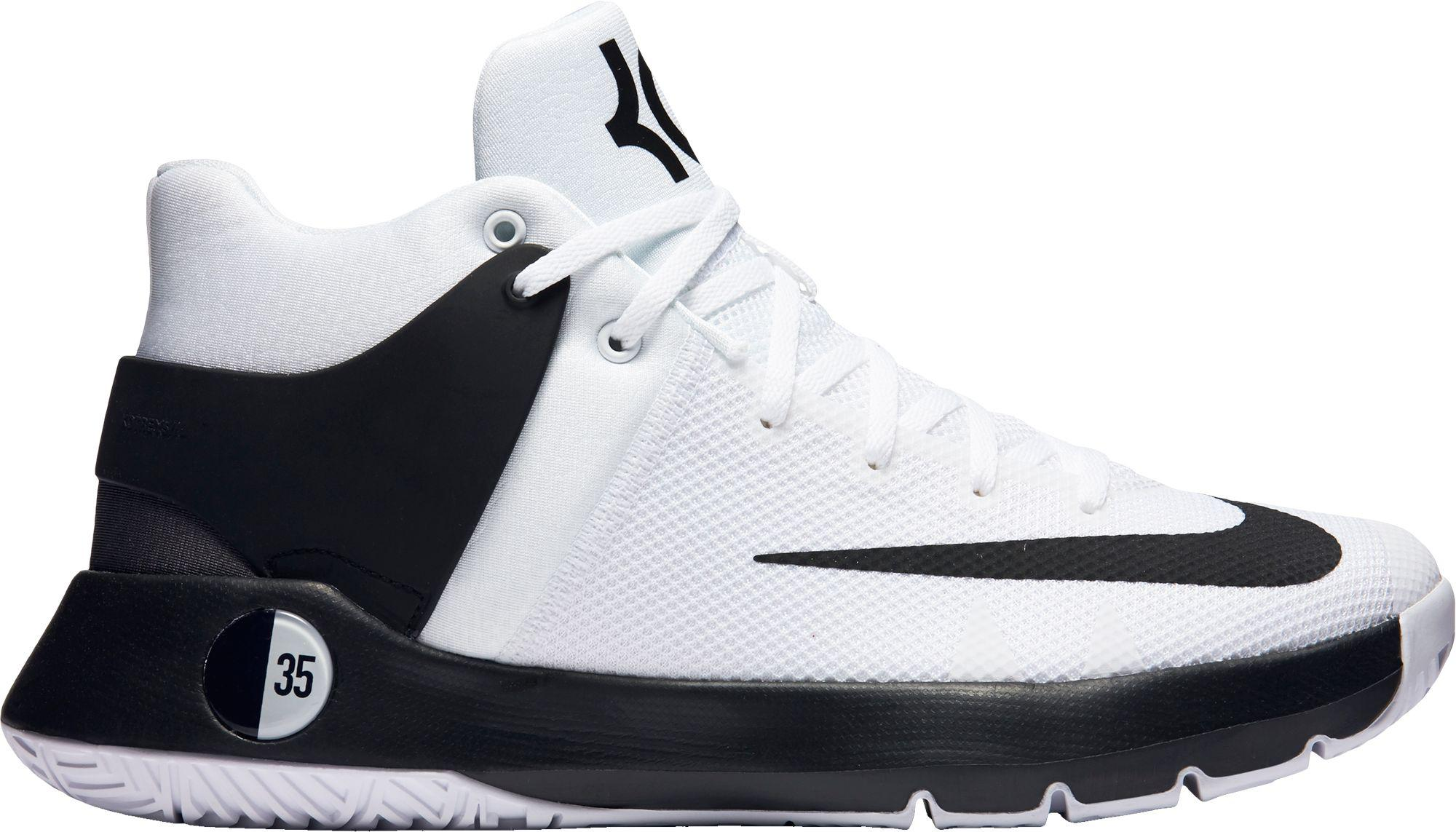 the best attitude 8f83c 3a6a4 Nike - White Kd Trey 5 Iv Tb Basketball Shoes for Men - Lyst