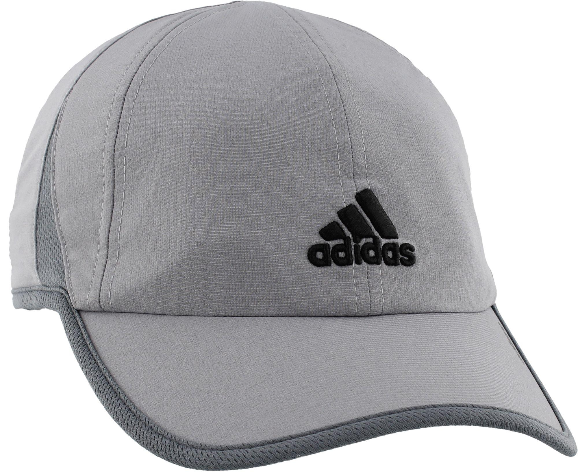 9674eb942e2 Lyst - adidas Adizero Adjustable Cap in Gray for Men