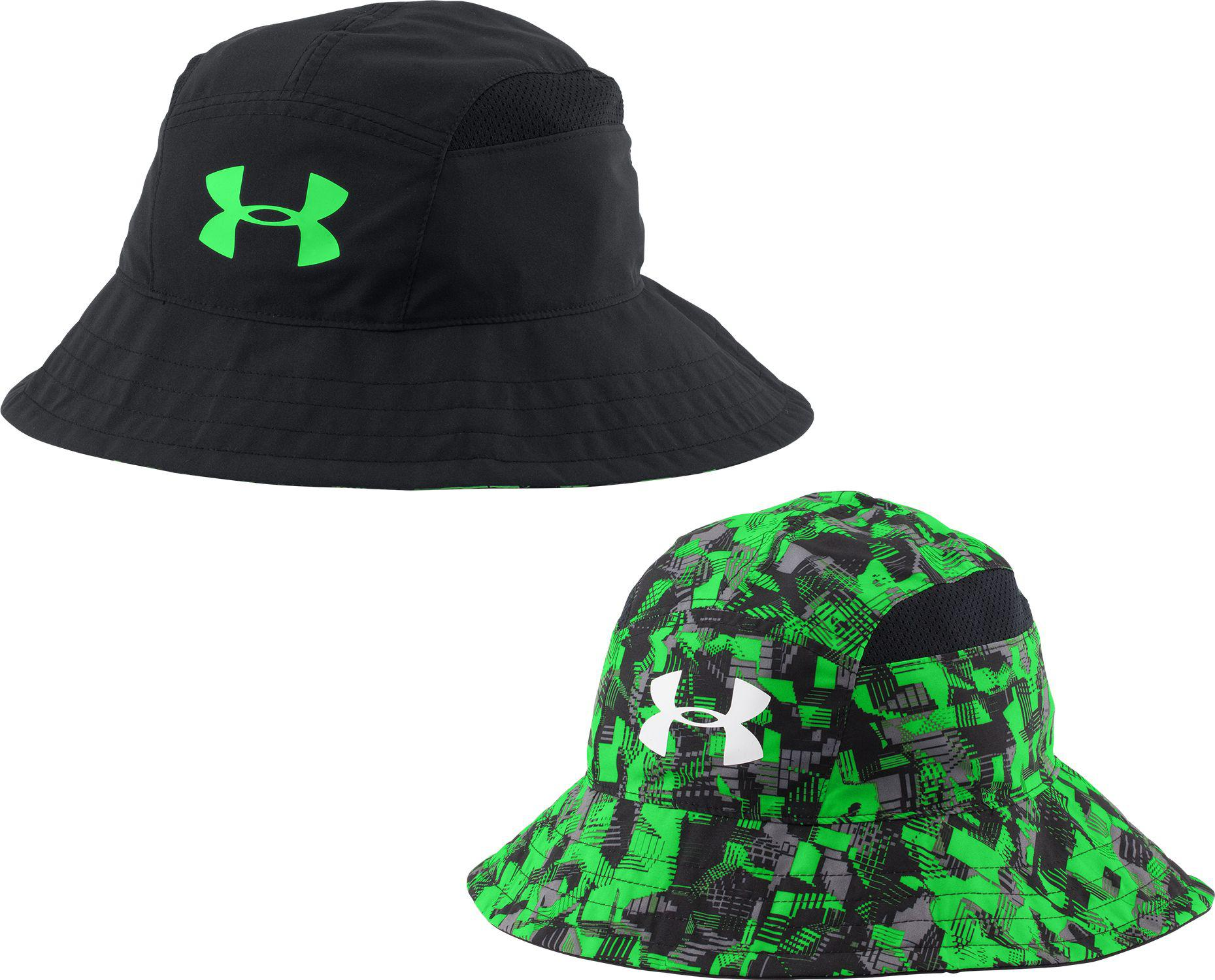 Lyst - Under Armour Oys  Switchback Reversible Bucket Hat in Black ... 9237f8b20eda
