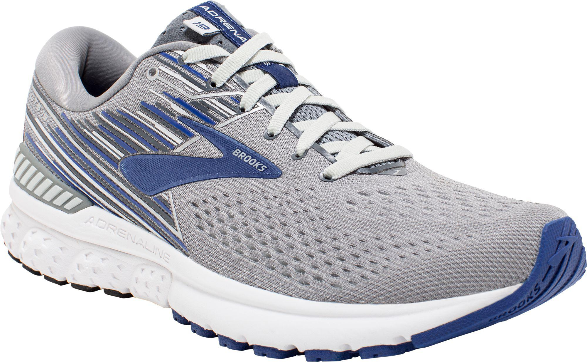 498329c63a0ae Lyst - Brooks Adrenaline Gts 19 Running Shoes in Blue for Men