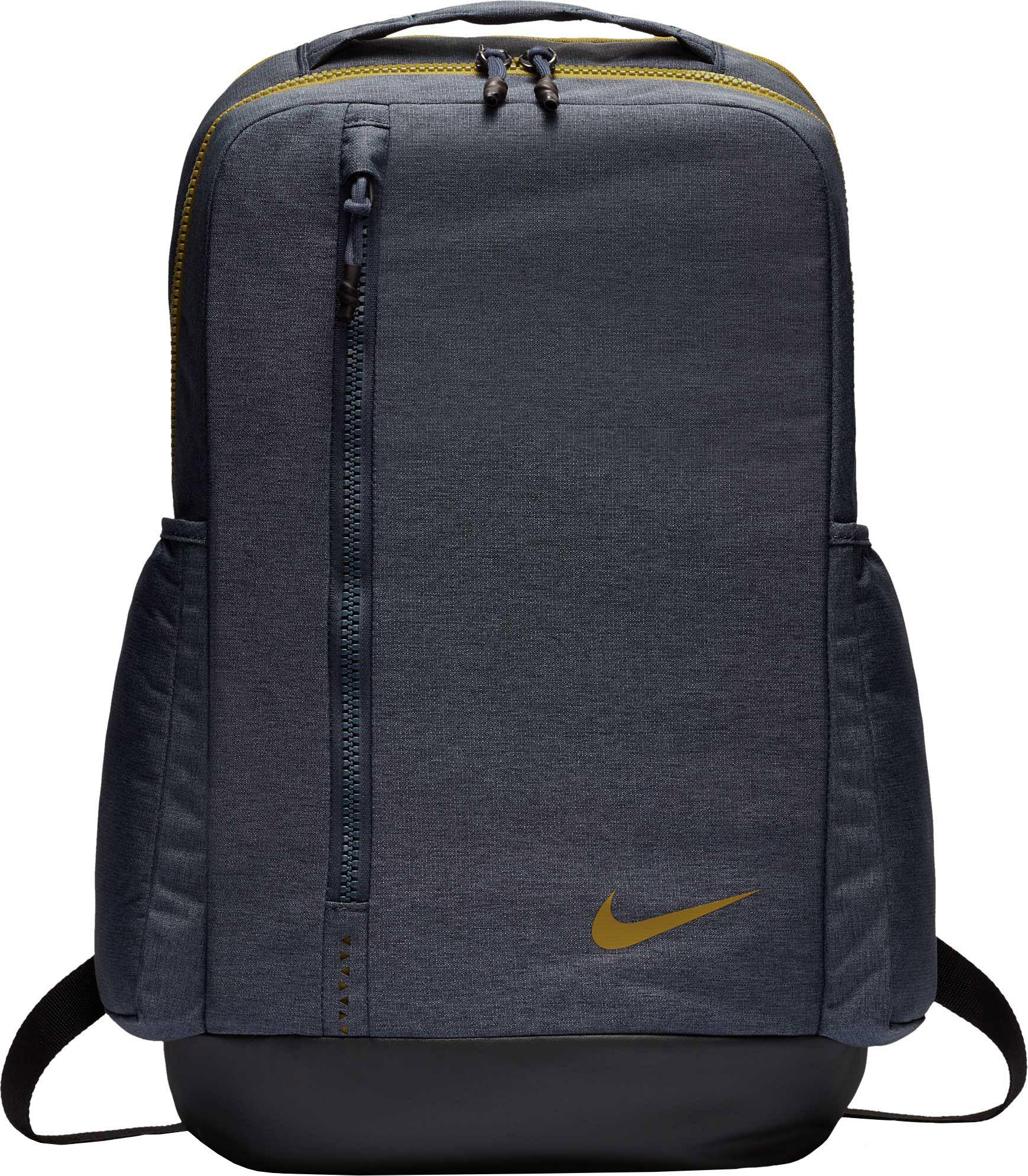 Lyst - Nike Vapor Power Heathered Training Backpack in Black for Men 31671a230