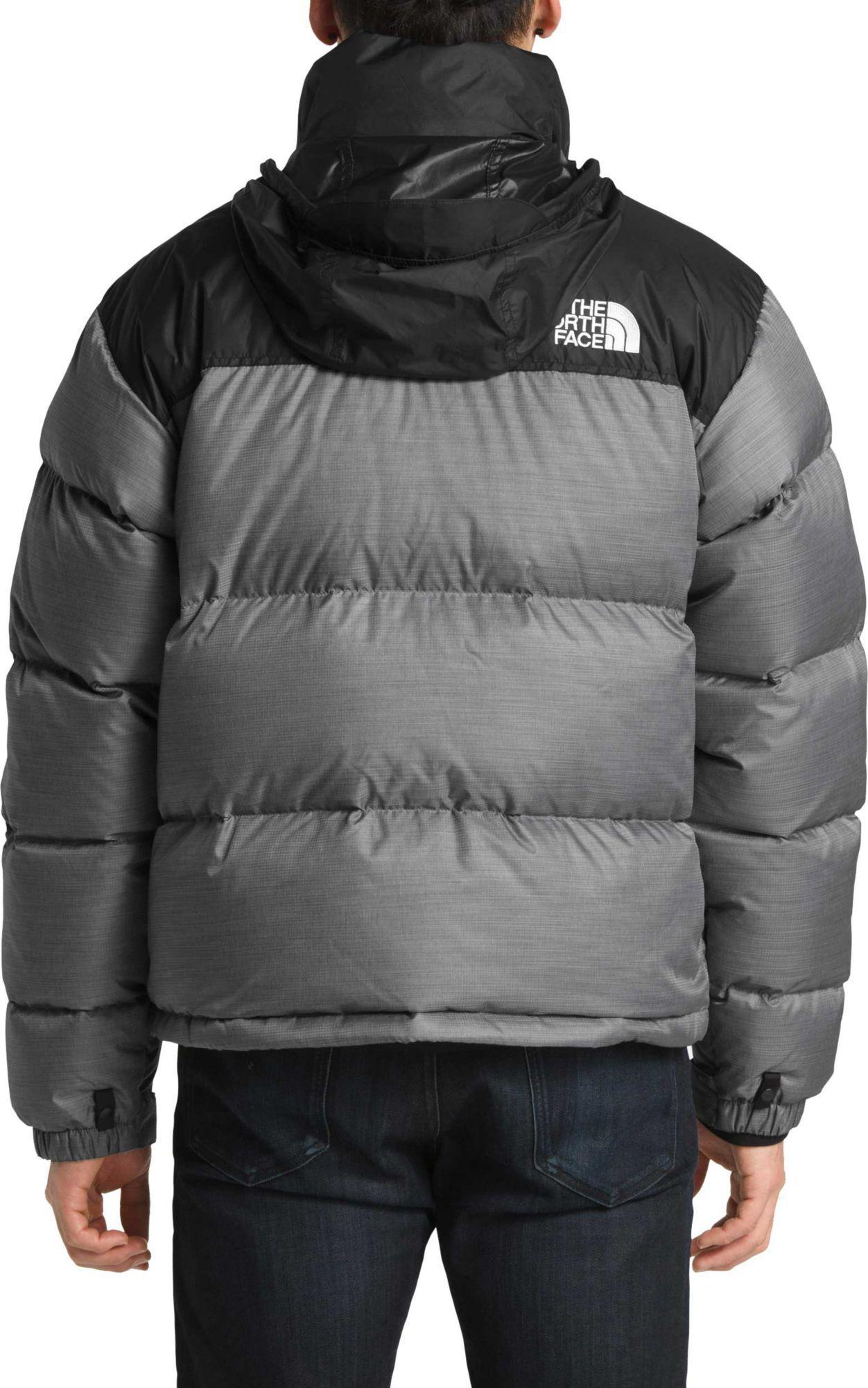 be92062f4e The North Face - Gray 1996 Retro Nuptse Jacket for Men - Lyst. View  fullscreen