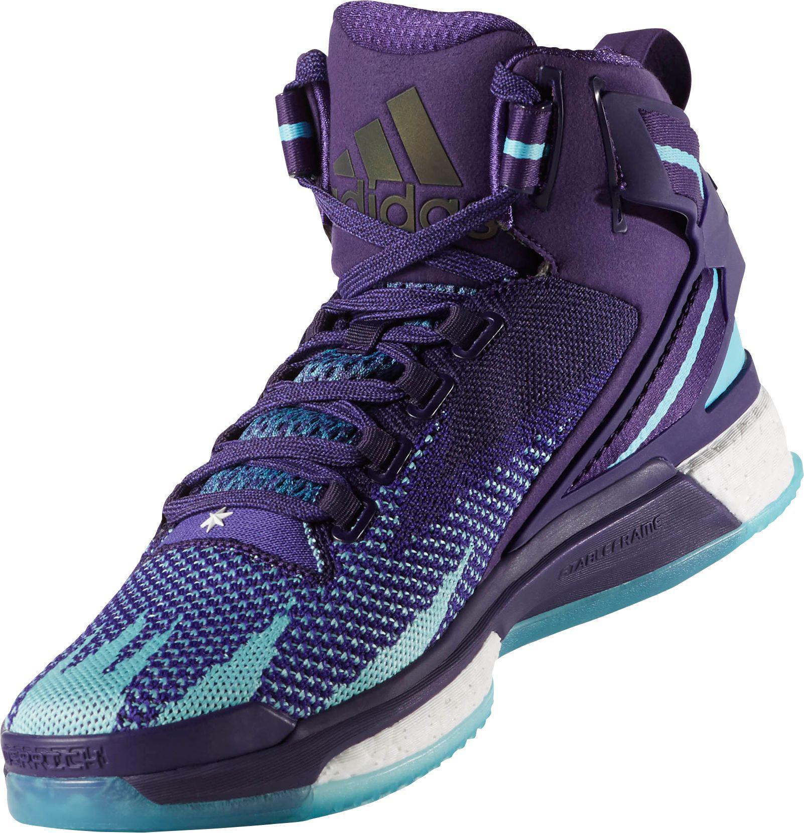 da905c03ca43 Lyst - adidas Originals D Rose 6 Primeknit Boost Basketball Shoes in ...