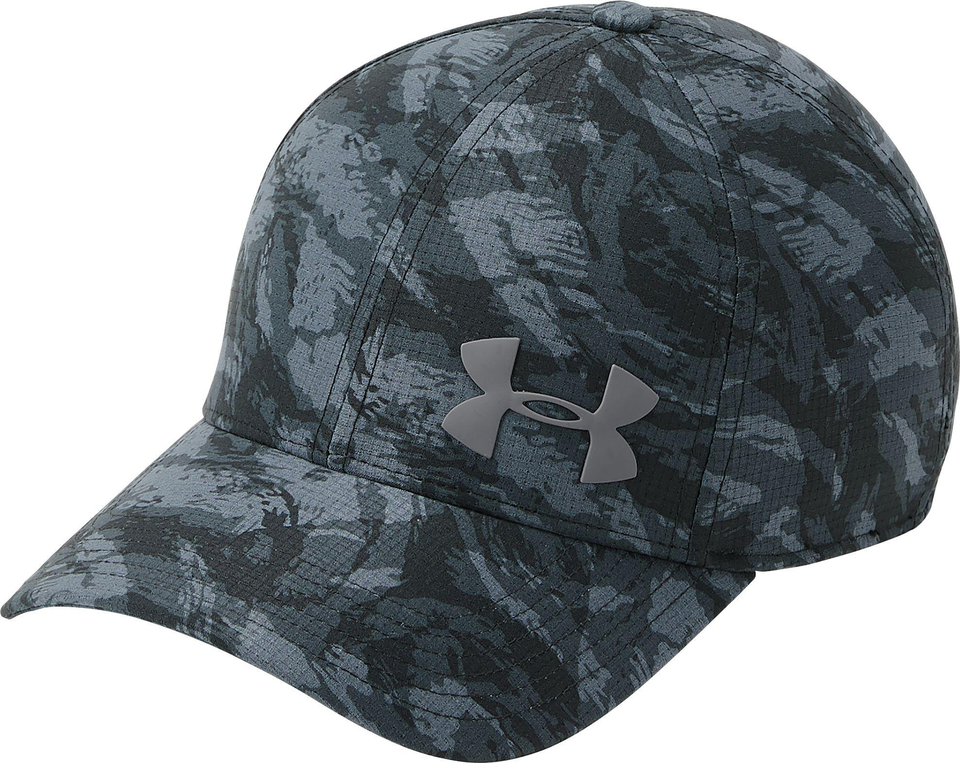 cc39a197c6f Lyst - Under Armour Airvent Core Hat in Black for Men