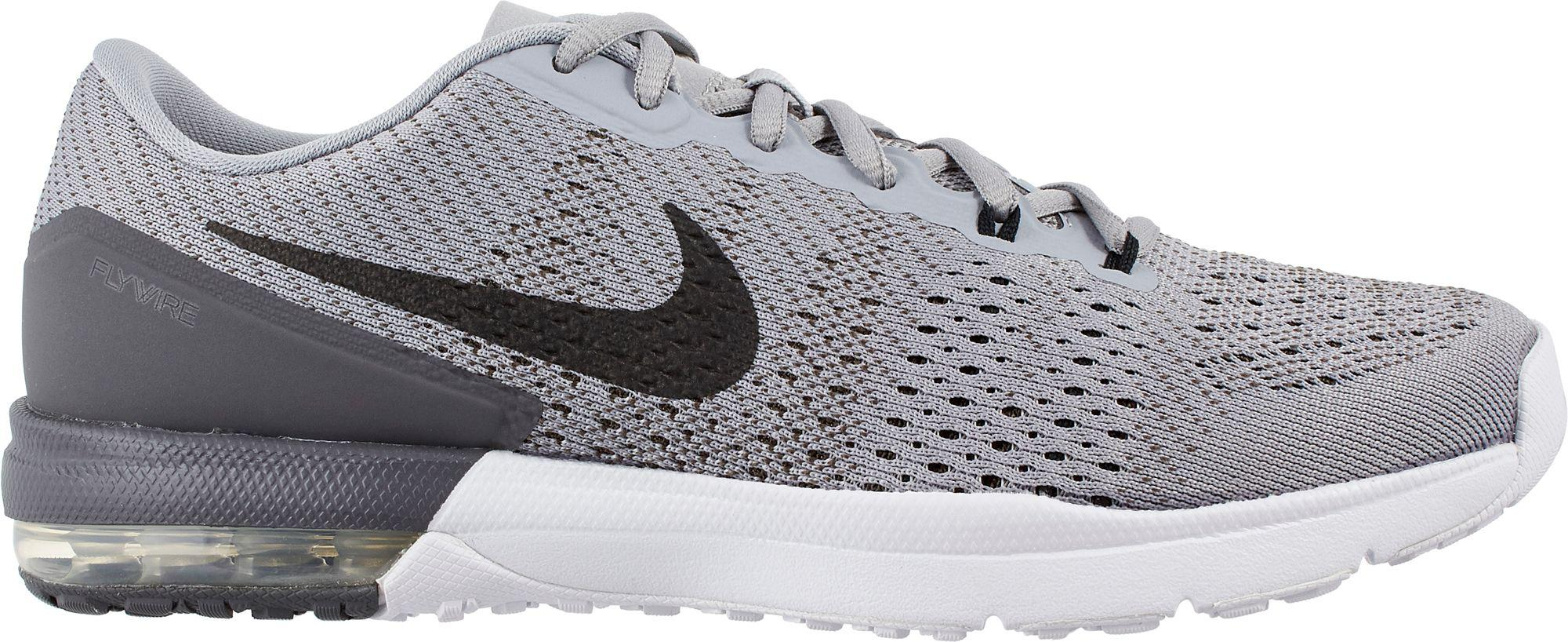 timeless design e3f04 bcf83 Mens Gray Air Max Typha Training Shoes. 110 90 From Dicks Sporting Goods   Lyst - Nike ...