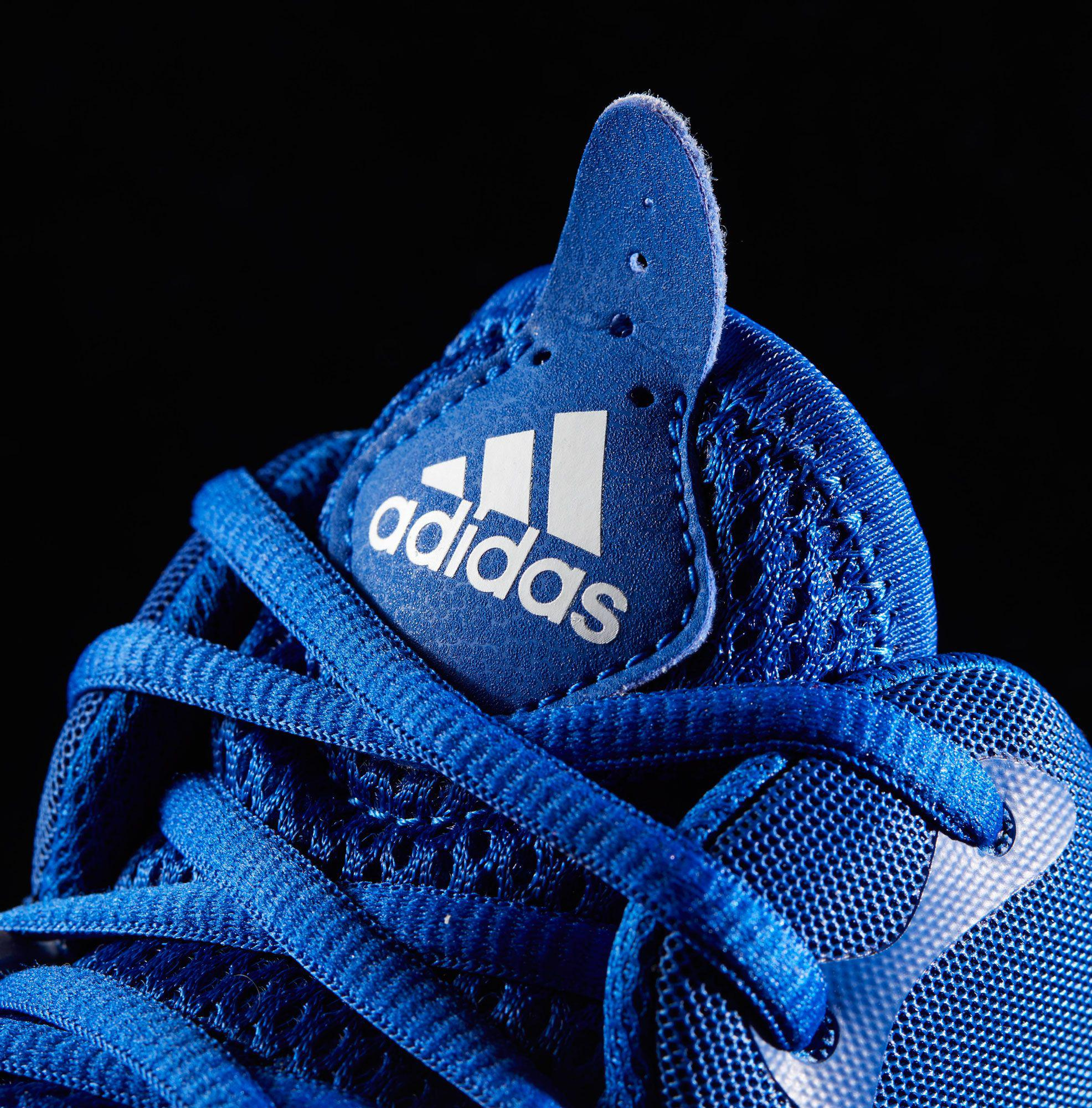 54210bd80682 Lyst - adidas Dual Threat 2017 Basketball Shoes in Blue for Men