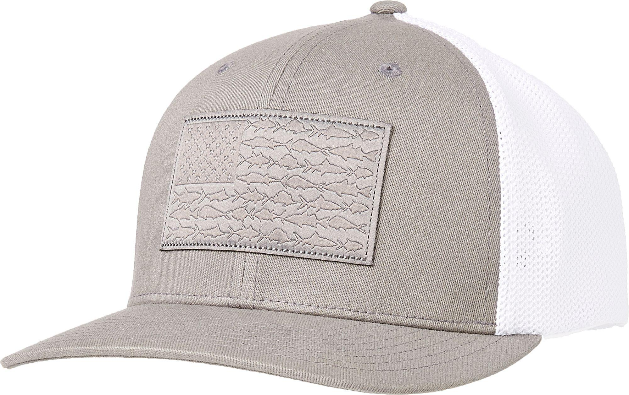 3d41be6734a Lyst - Columbia Pfg Mesh Ball Cap in White for Men