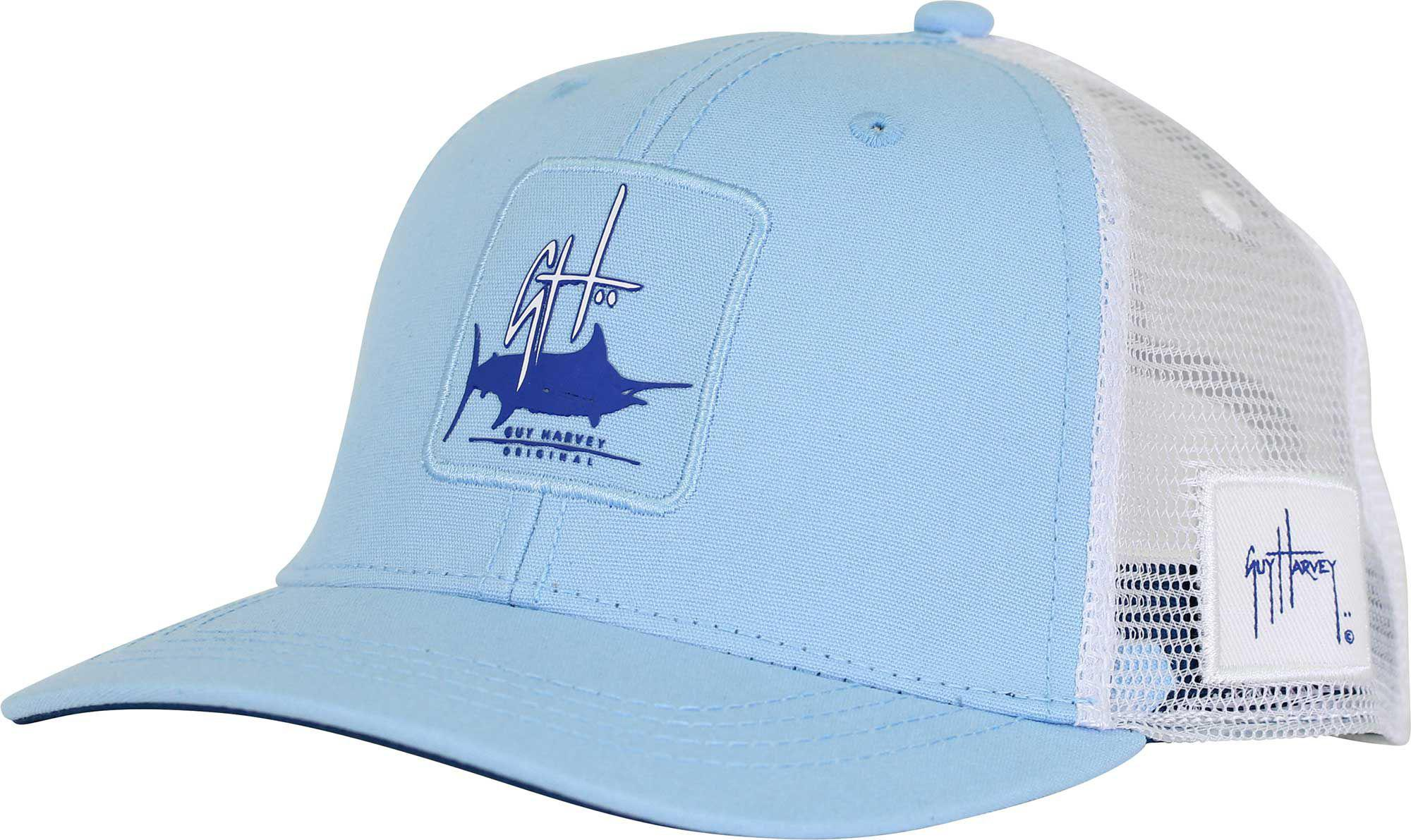 9ccd36e9d13e8 Guy Harvey Sputnik Trucker Hat in Blue for Men - Lyst
