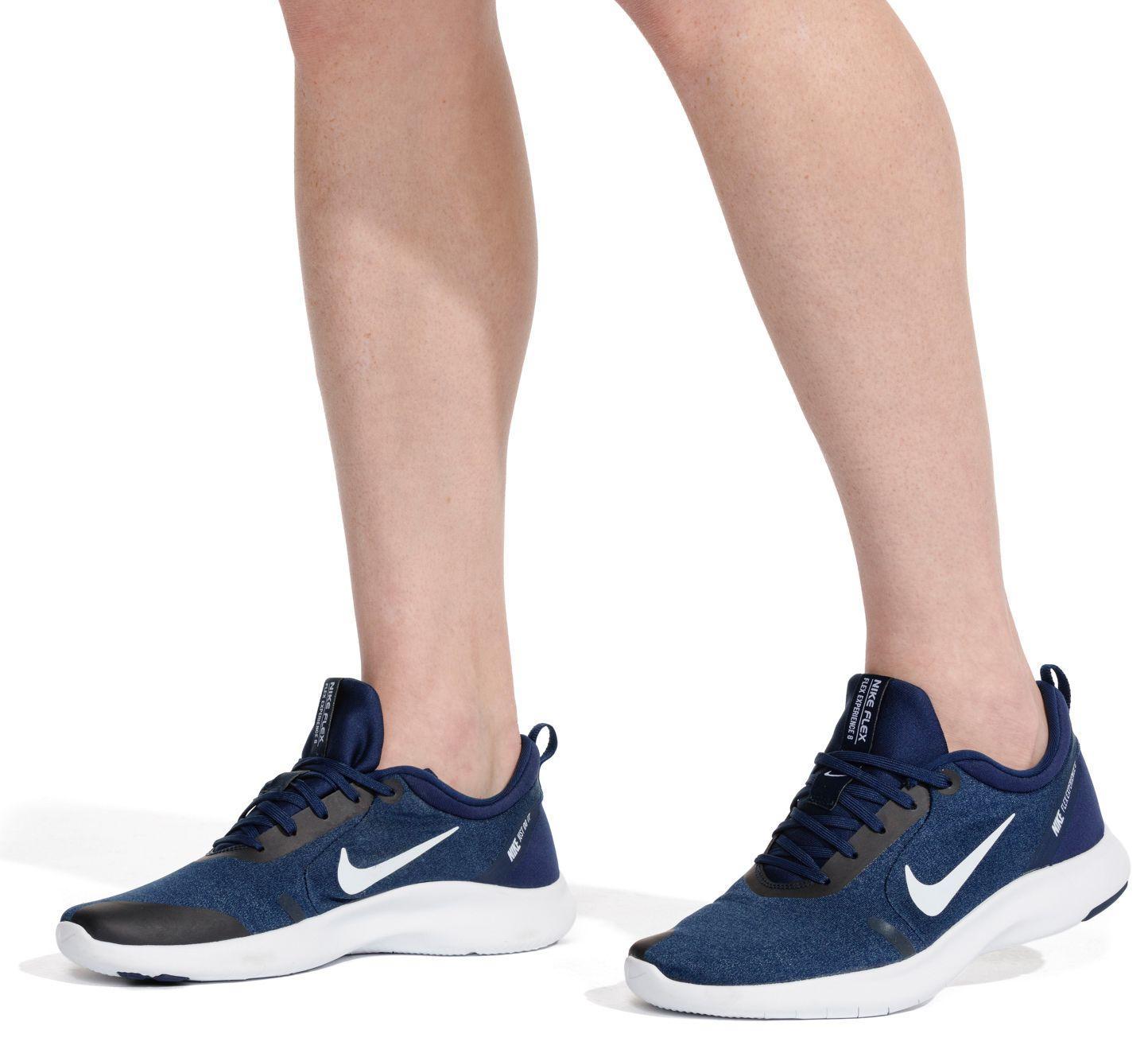 7fd28b52b2ae Lyst - Nike Flex Experience Rn 8 (gunsmoke university Red vast Grey ...