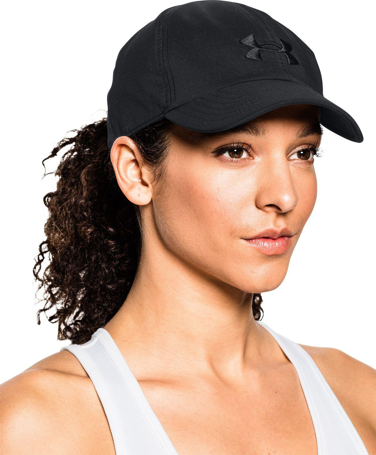 cdc5857fadc Lyst - Under Armour Renegade Hat in Black