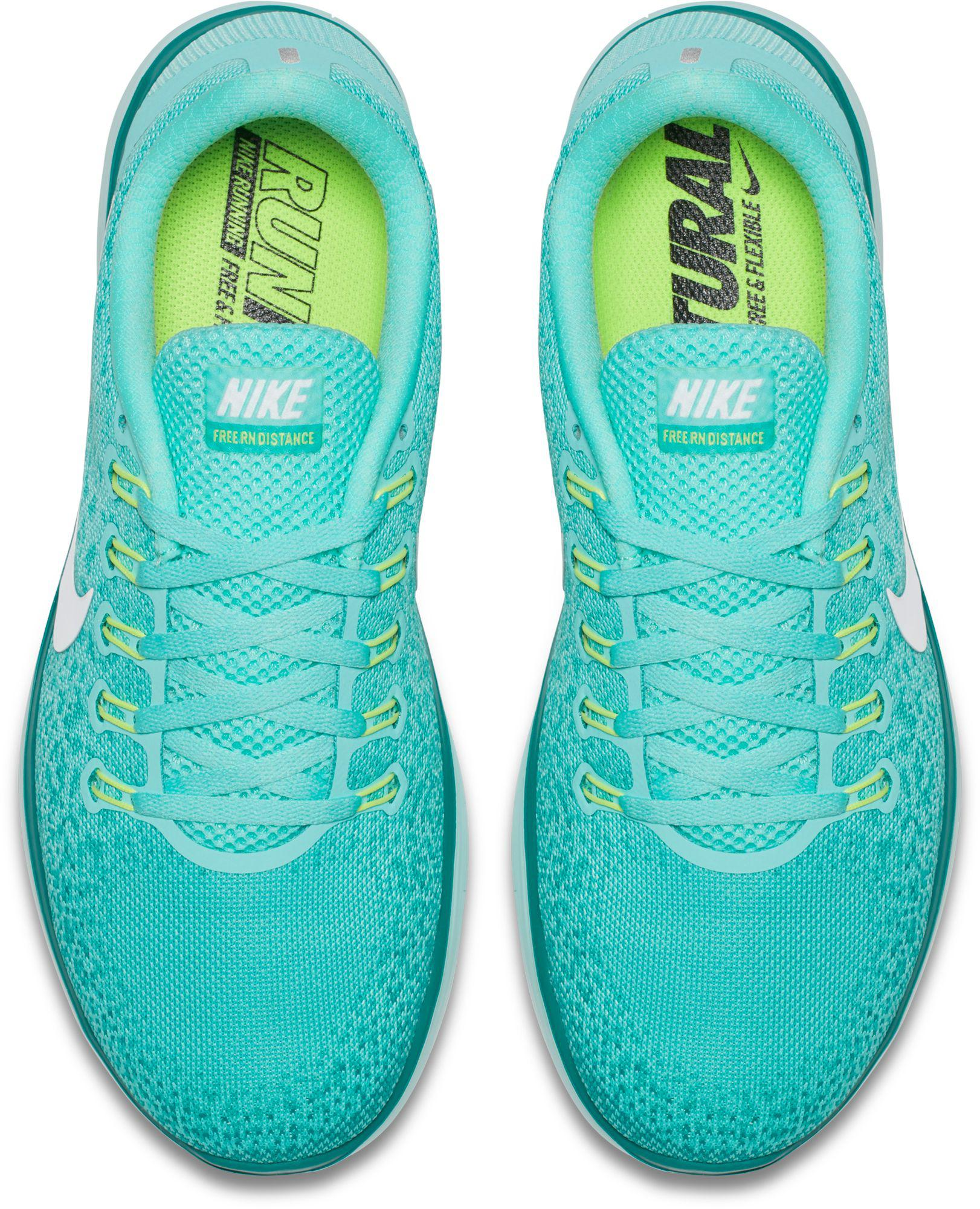c10fb12220ac7 Lyst - Nike Free Distance Running Shoes in Green