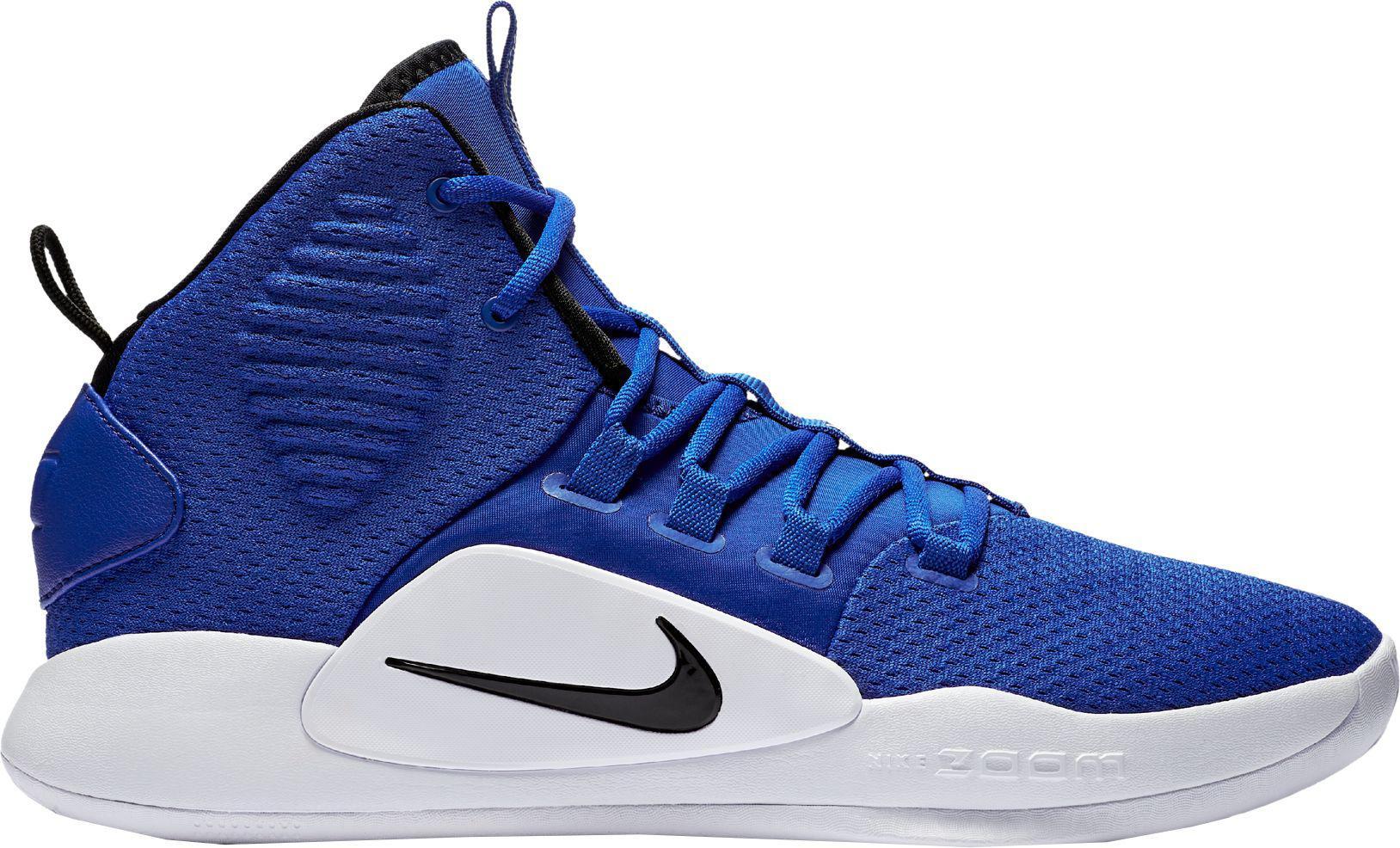 e2ecbaa270e Nike Hyperdunk X Mid Tb Basketball Shoes in Blue for Men - Lyst