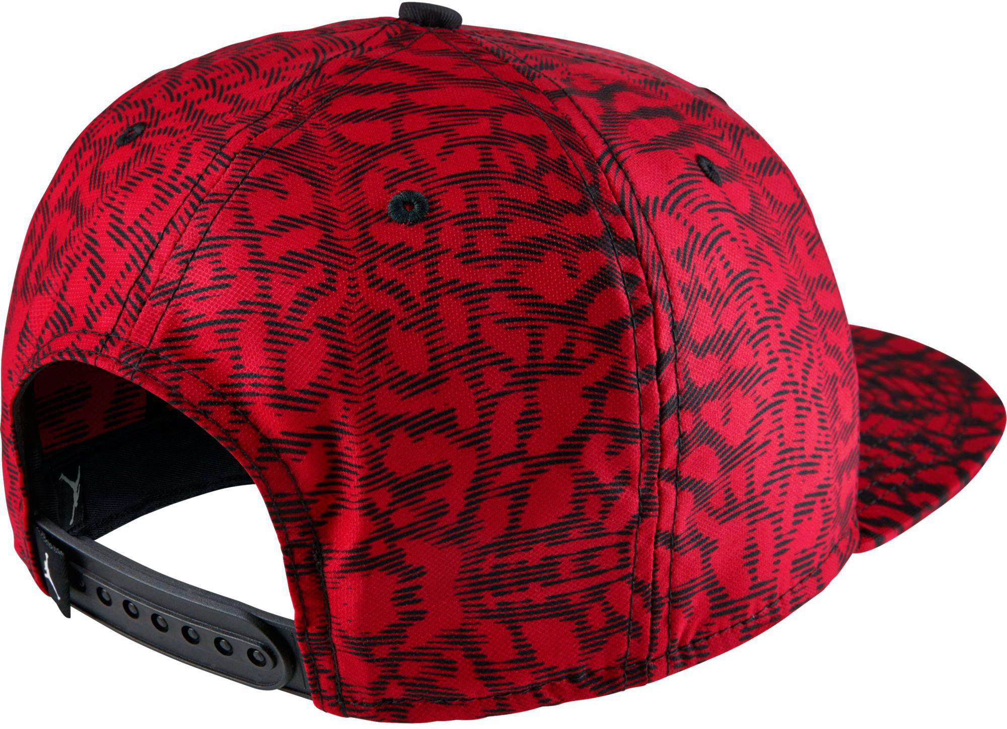 251ba12c1cae5 ... discount code for lyst nike jordan jumpman seasonal adjustable hat in  red for men b00ac 8bfe0