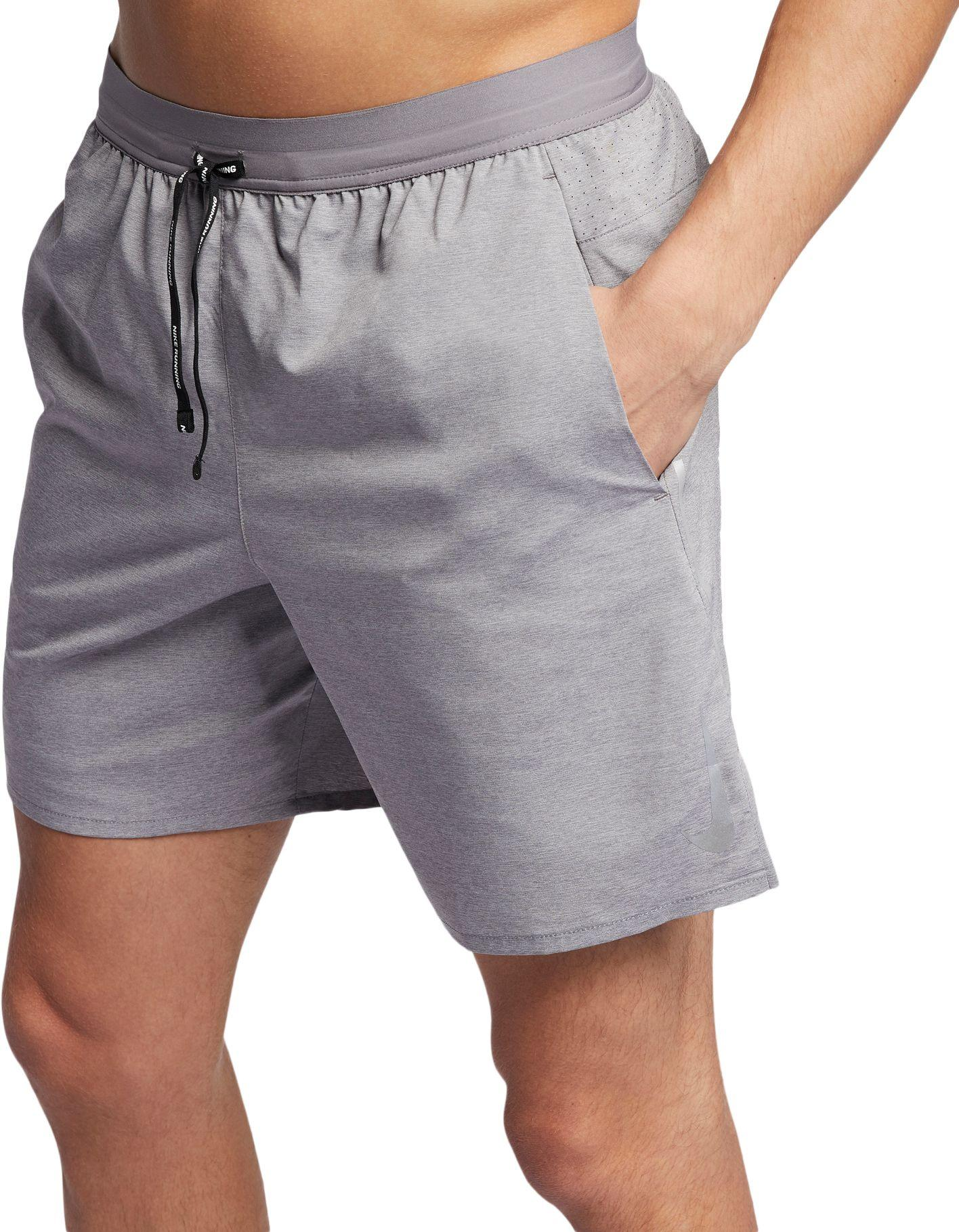 e55932000329b Lyst - Nike Flex Stride 2-in-1 Running Shorts in Gray for Men