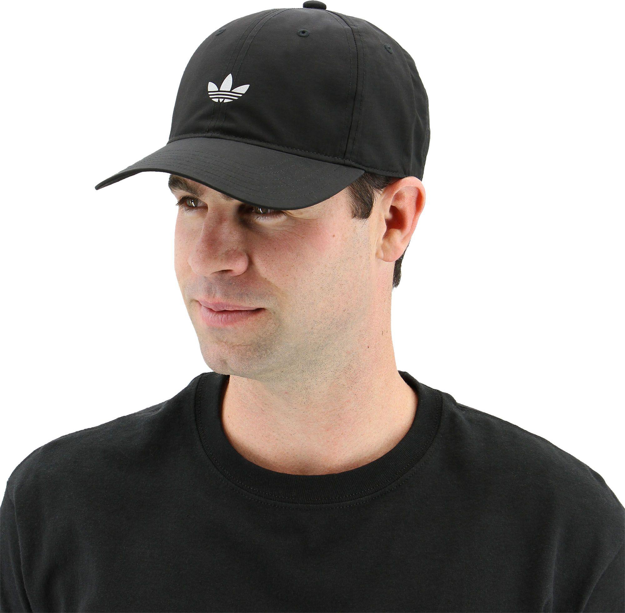 Lyst - adidas Originals Relaxed Modern Ii Hat in Black for Men 7dd5491fb3b