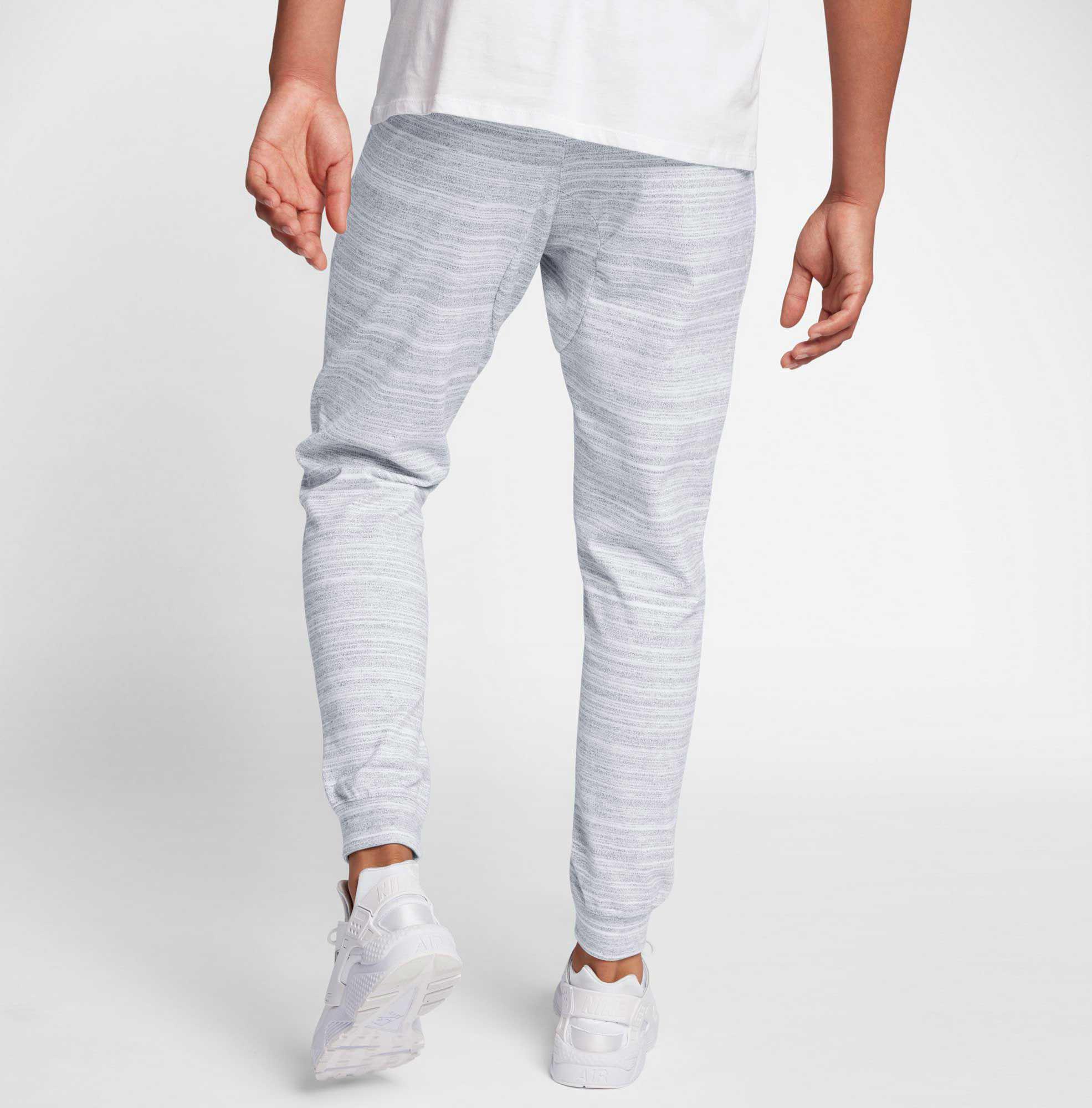 ffebd0741a0536 Lyst - Nike Sportswear Advance 15 Knit Joggers for Men
