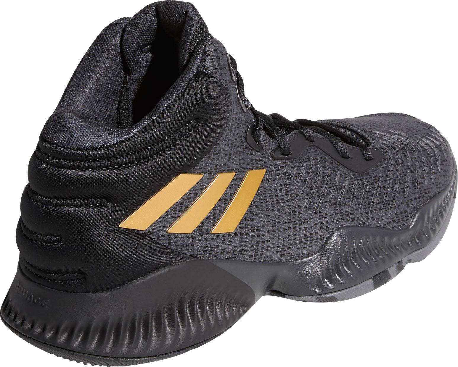 online retailer 3bbe5 d1f59 Adidas - Black Mad Bounce 2018 Basketball Shoes for Men - Lyst