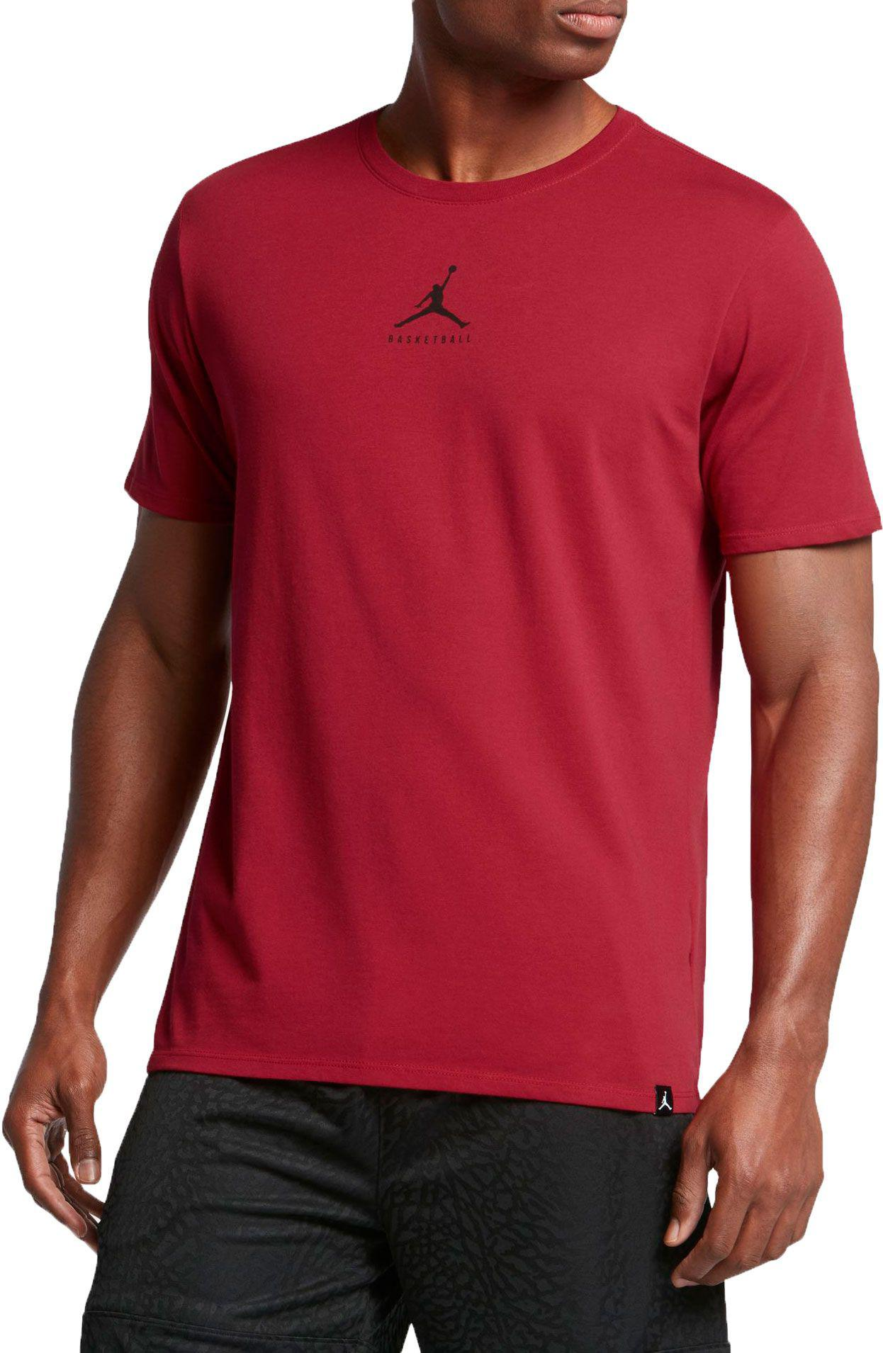 bf9b375b12dc89 Pink And Black Jordan Shirt