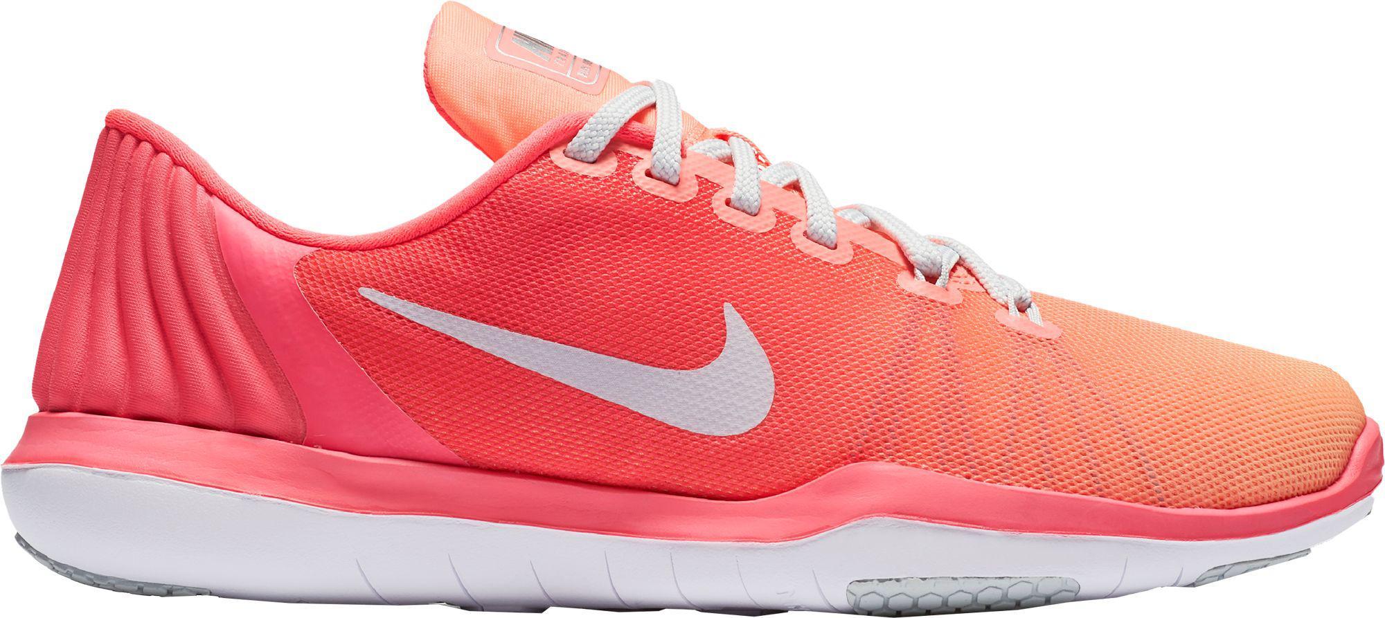 87a45fafb3600 Lyst - Nike Flex Supreme Tr 5 Fade Training Shoes