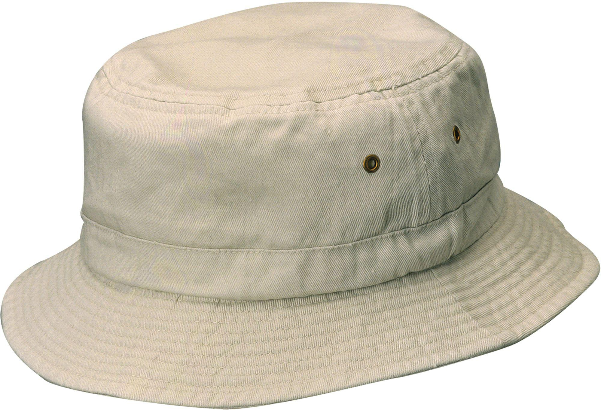Lyst - Dorfman Pacific Pigment Dyed Twill Bucket Hat in Natural for Men 0a1ca5f67a24