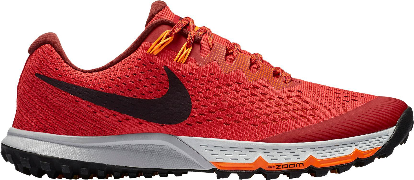 2168c97e47d8 Lyst - Nike Air Zoom Terra Kiger 4 Trail Running Shoes in Red for Men