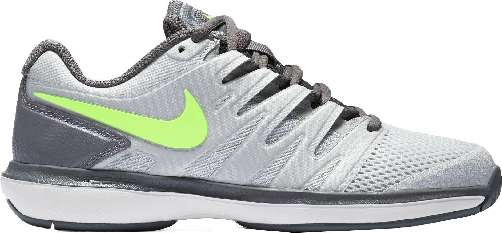 ae1a76e345c8 Lyst - Nike Court Air Zoom Prestige Hard Court Tennis Shoe in Gray