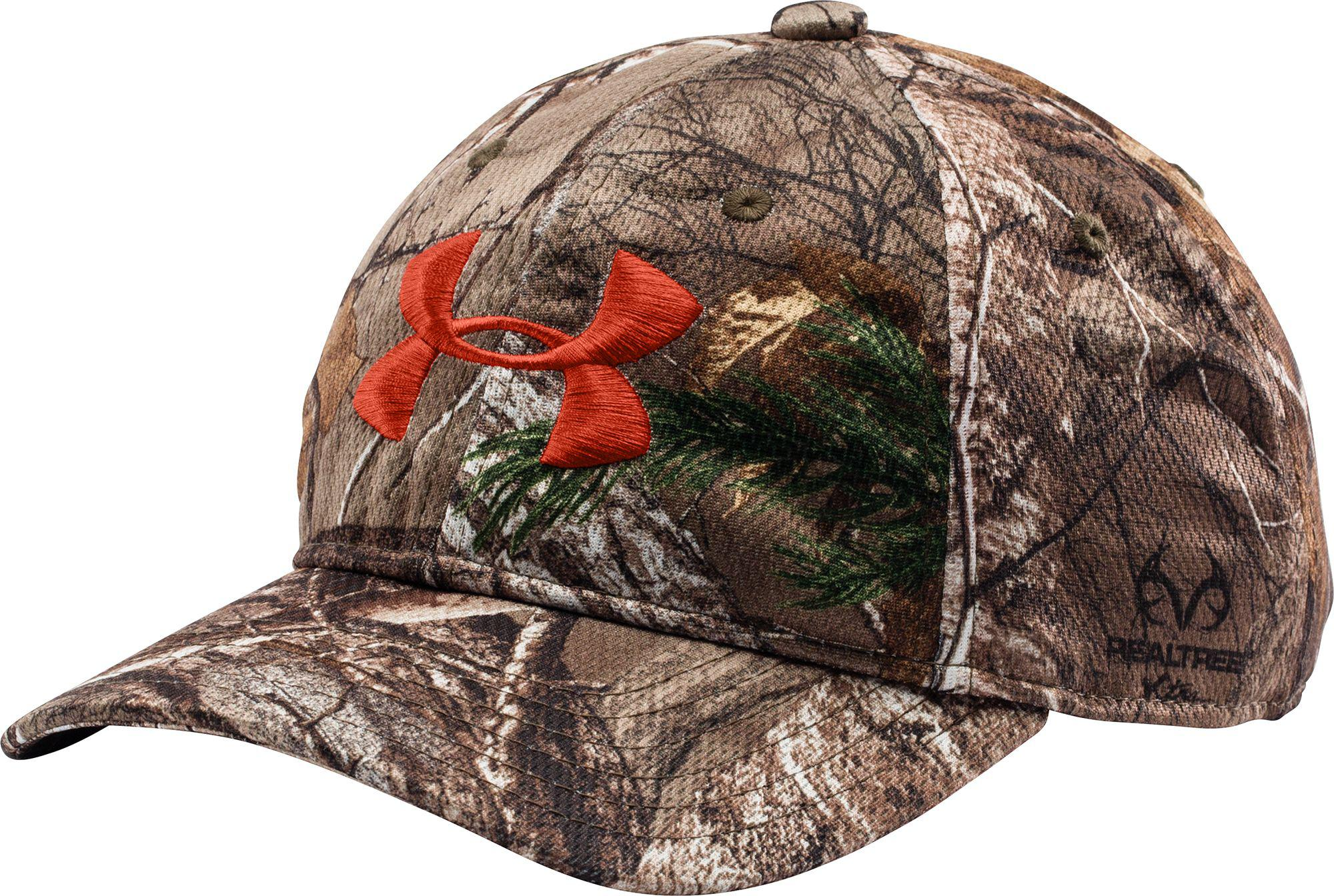 promo code b6928 e0f04 Under Armour Youth Cascade Camo Hat for Men - Lyst