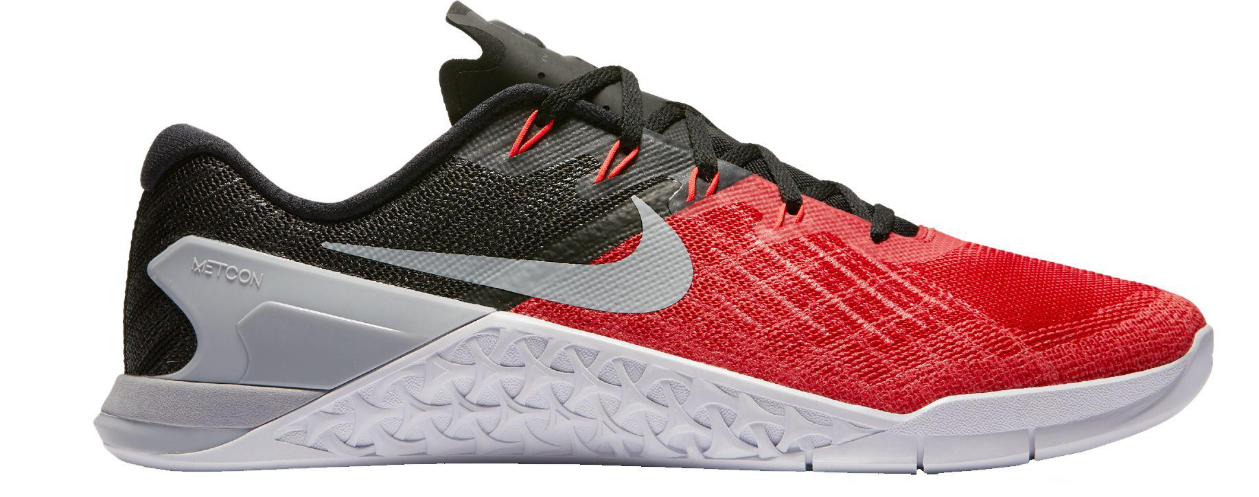 cab823d7e99 Lyst - Nike Metcon 3 Training Shoes in Red for Men