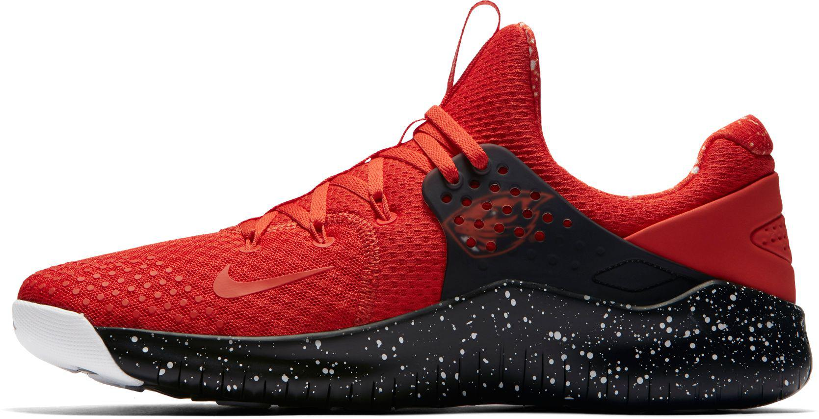 newest f219f ace64 Nike - Red Free Tr 8 Oregon State Training Shoes for Men - Lyst. View  fullscreen