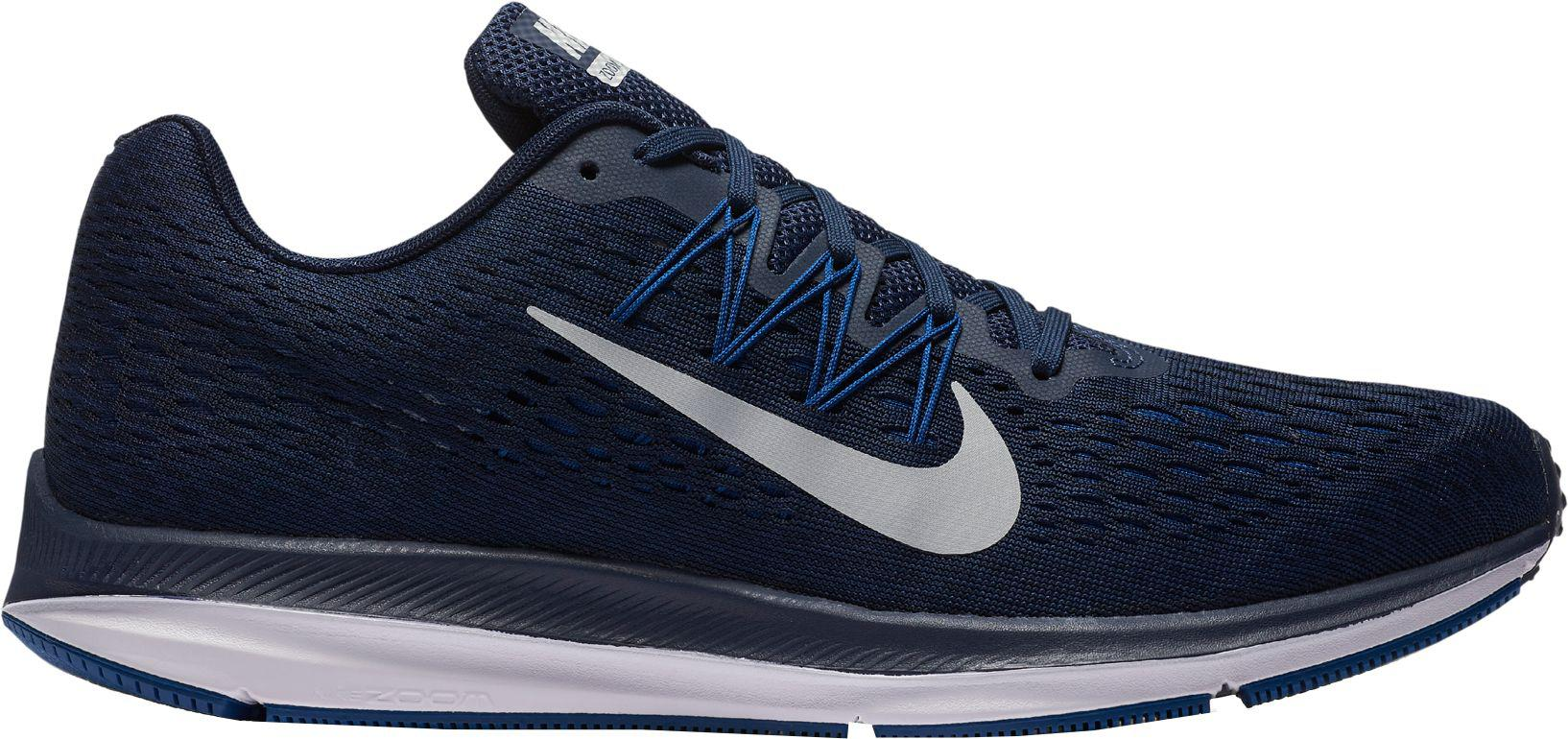 98a5702d212a Lyst - Nike Air Zoom Winflo 5 Running Shoes in Blue for Men