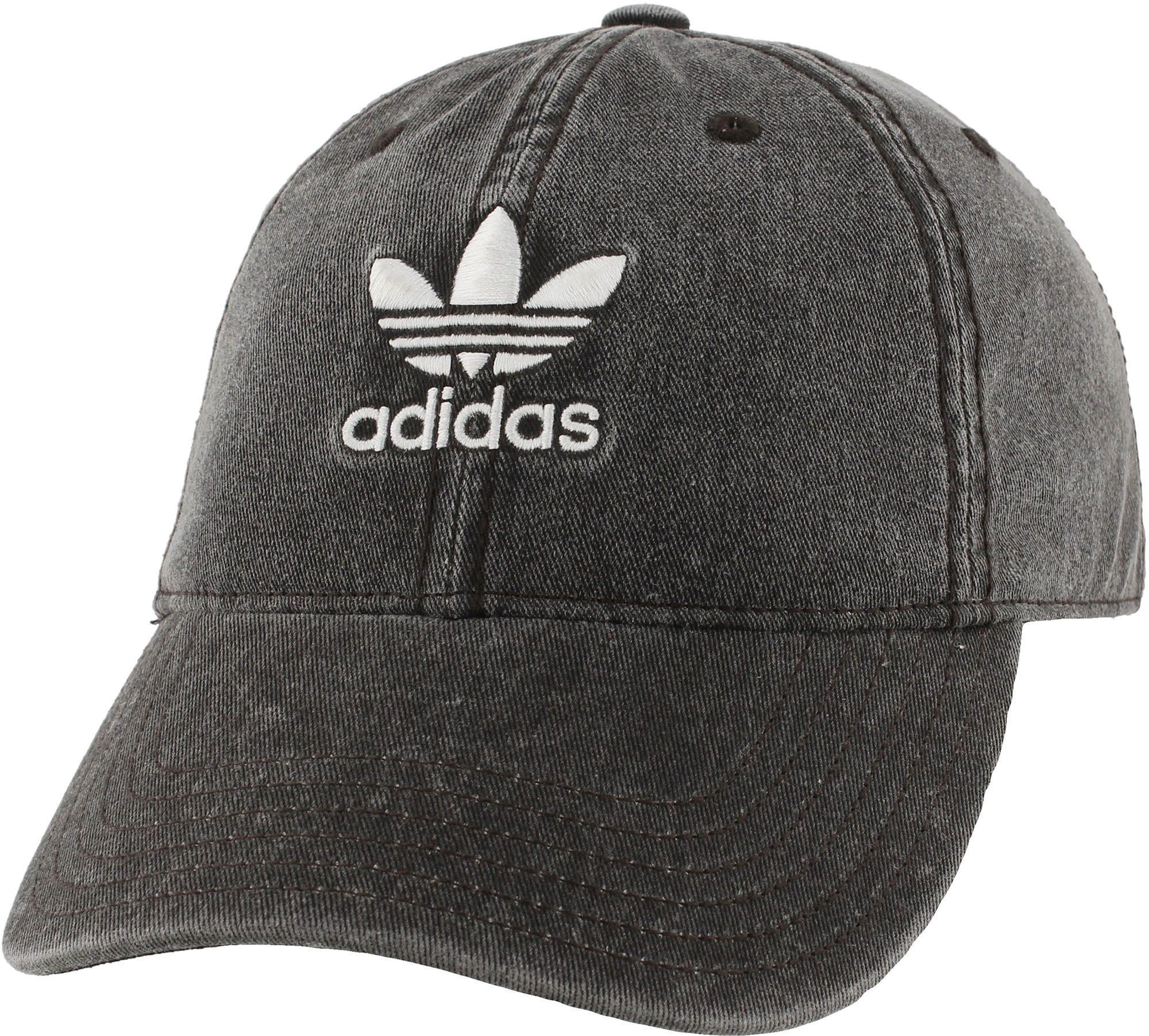 f641b45e7285a Adidas - Black Originals Relaxed Strapback Hat - Lyst. View fullscreen