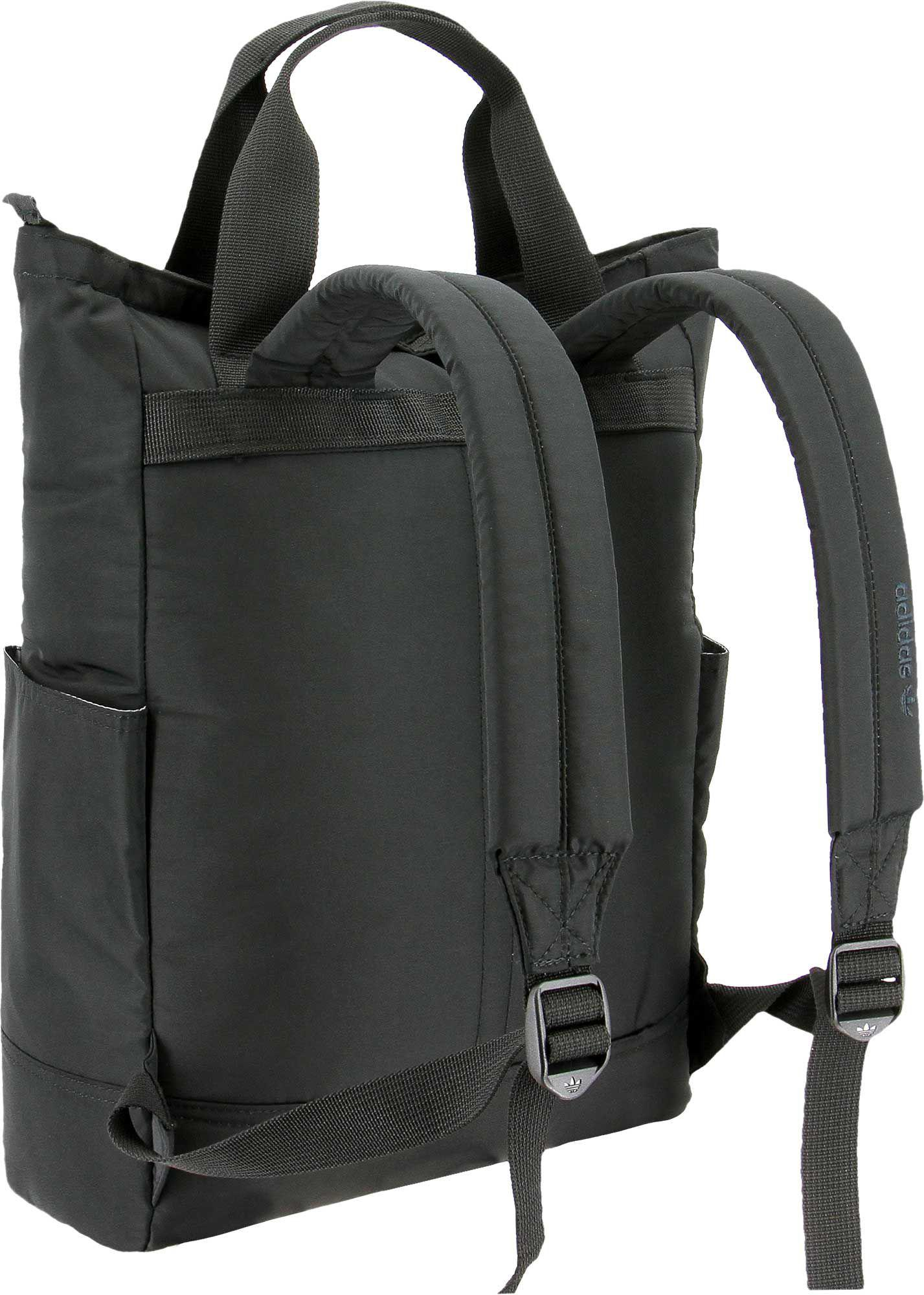 cb84f543a103 Lyst - adidas Originals Tote Pack Ii Backpack in Black