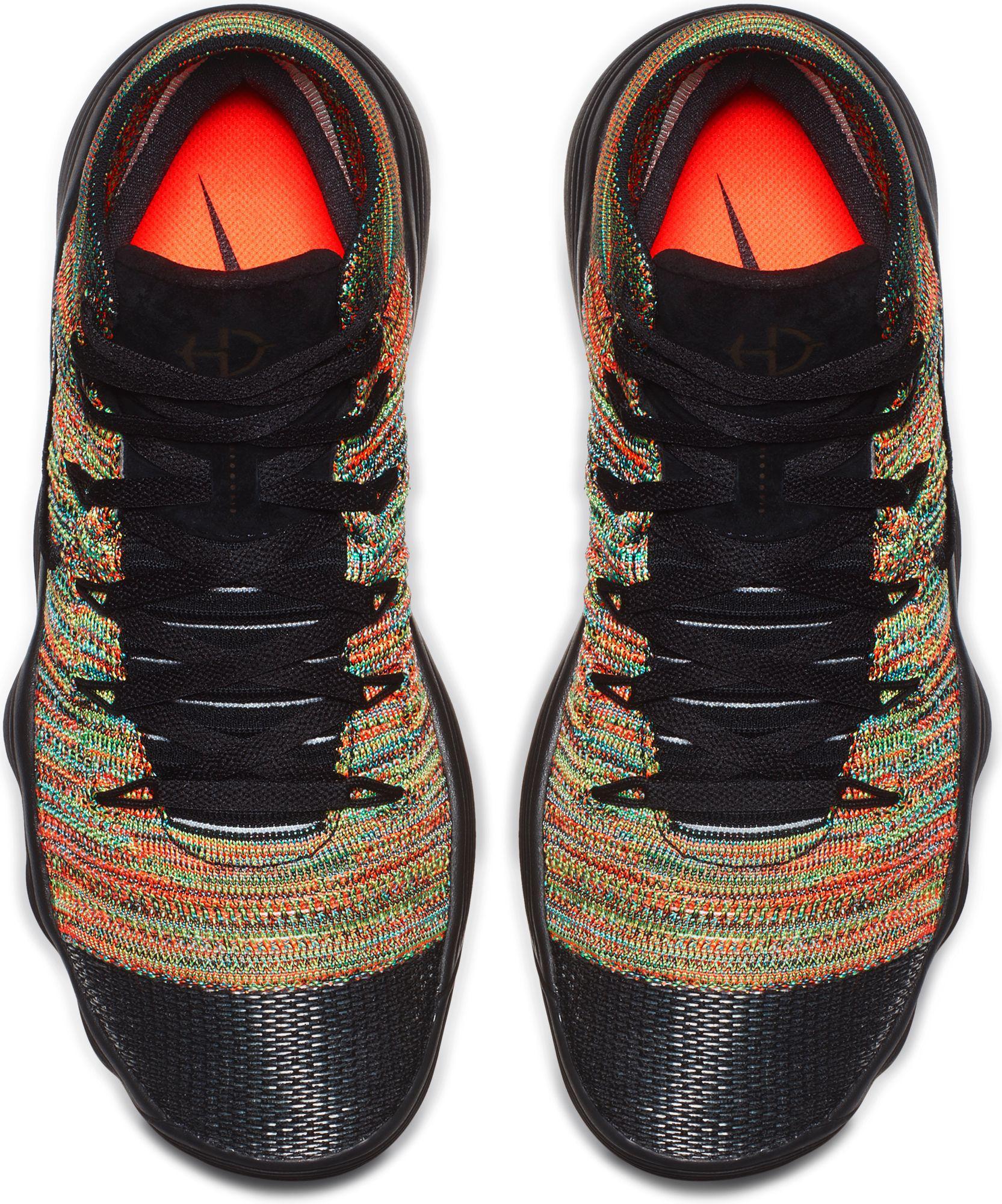 8be38a1c59ec Nike - Black React Hyperdunk 2017 Flyknit Basketball Shoes for Men - Lyst