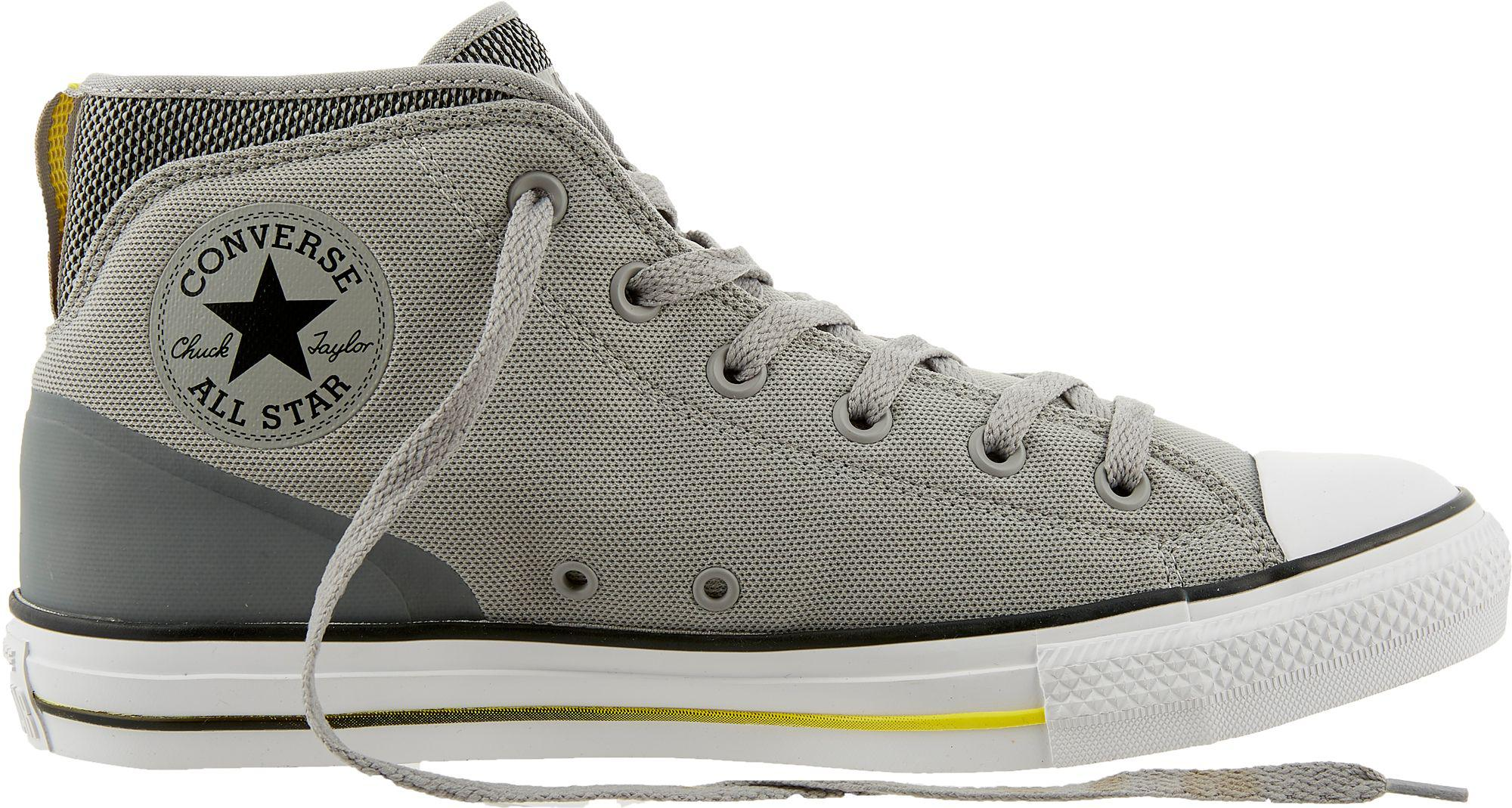 15fb35a6bd6 Lyst - Converse Chuck Taylor All Star Syde Street Mid-top Casual ...