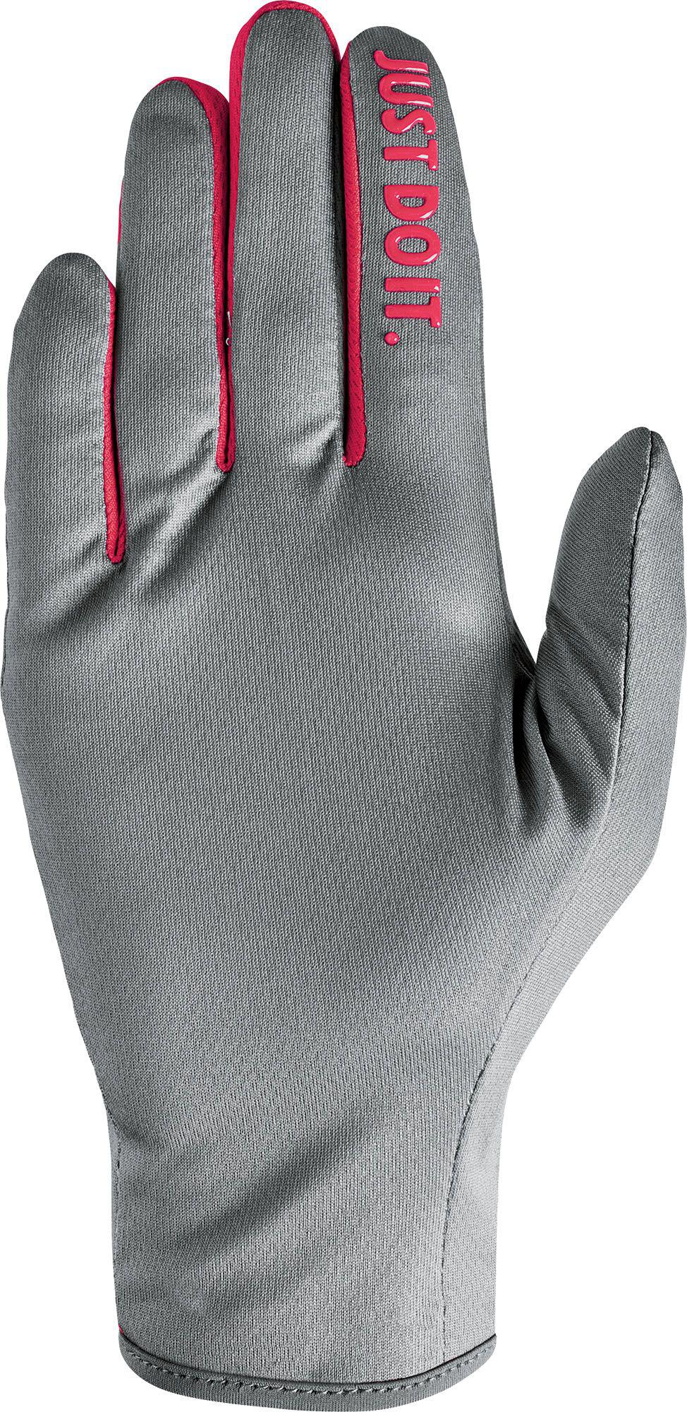 Nike | Gray Rally Run 2.0 Gloves for Men | Lyst. View Fullscreen