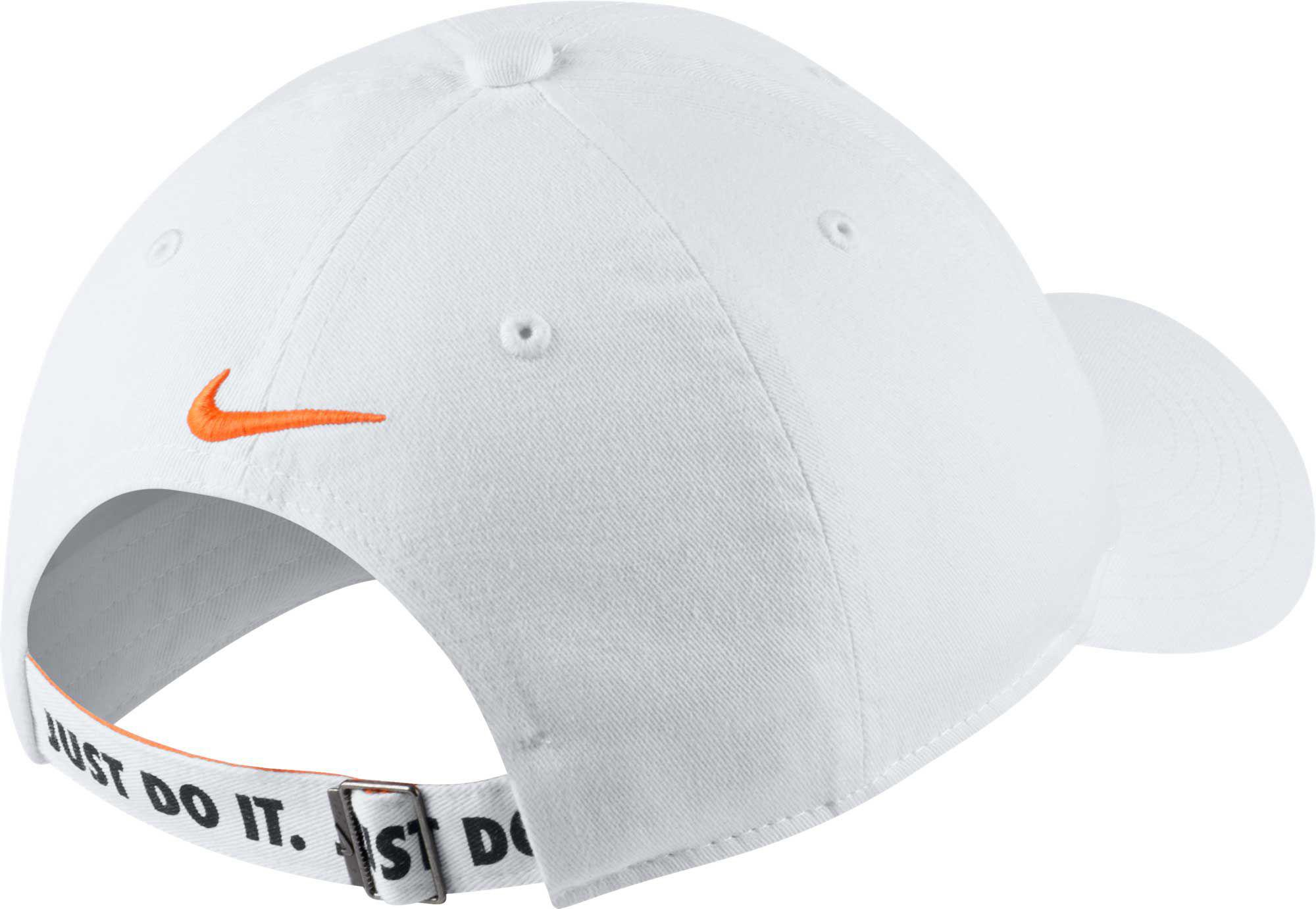 Lyst - Nike Oys  Heritage86 Shoebox Adjustable Hat in White for Men f9db201ee92