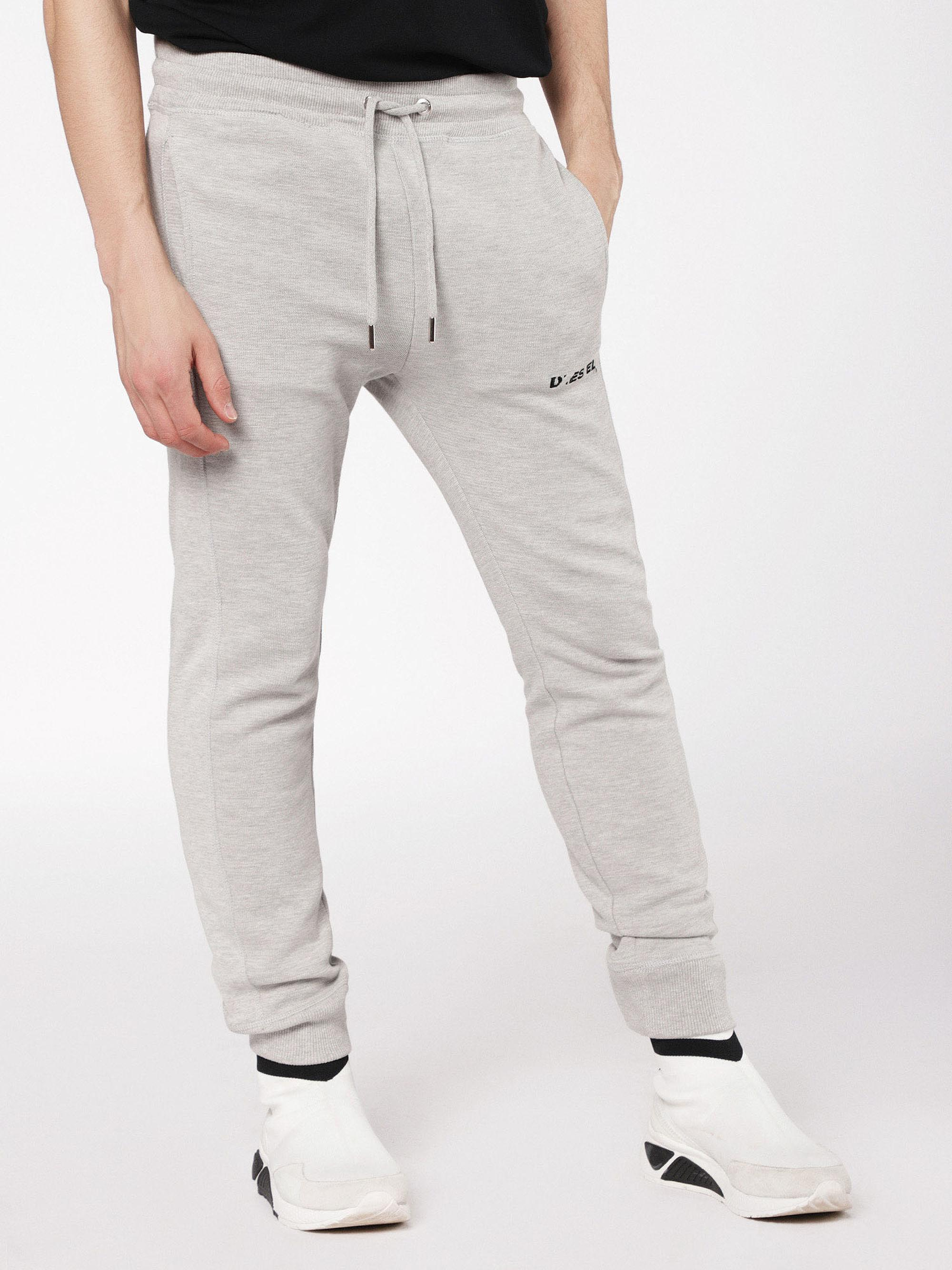 P-Tajo sweatpants - Grey Diesel Perfect Cheap Price Clearance Countdown Package Sale Amazon High Quality Buy Online eMWn0GHf