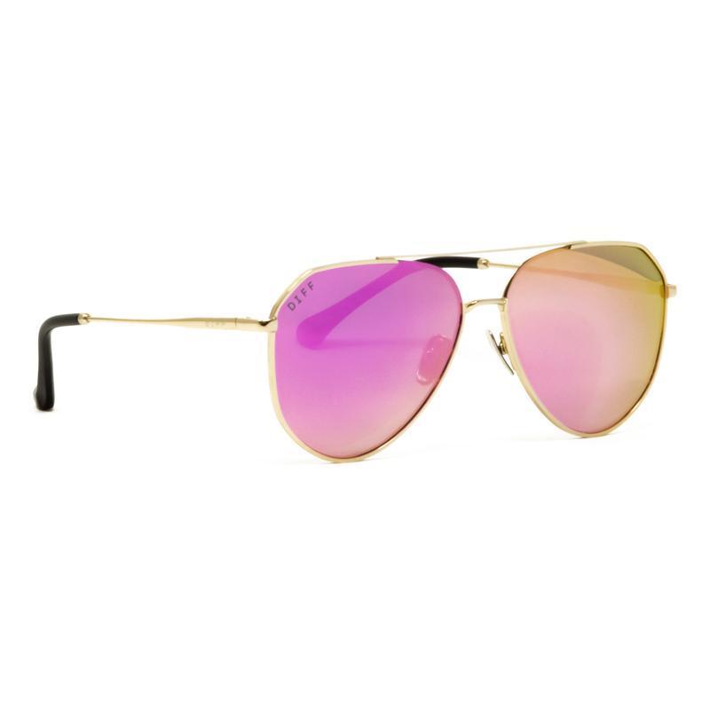 2866b3a33fc80 DIFF - Jessie James Decker - Dash + Gold + Pink Mirror - Lyst. View  fullscreen