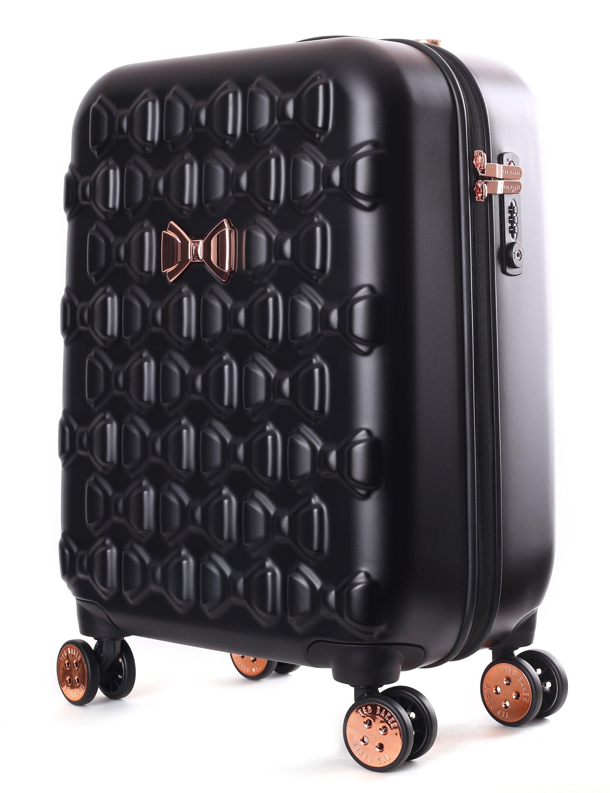 e41f2ac75a86b6 beaue womens moulded bow 4 wheel trolley crazy price ccfff bce2f -  xigubonews.com