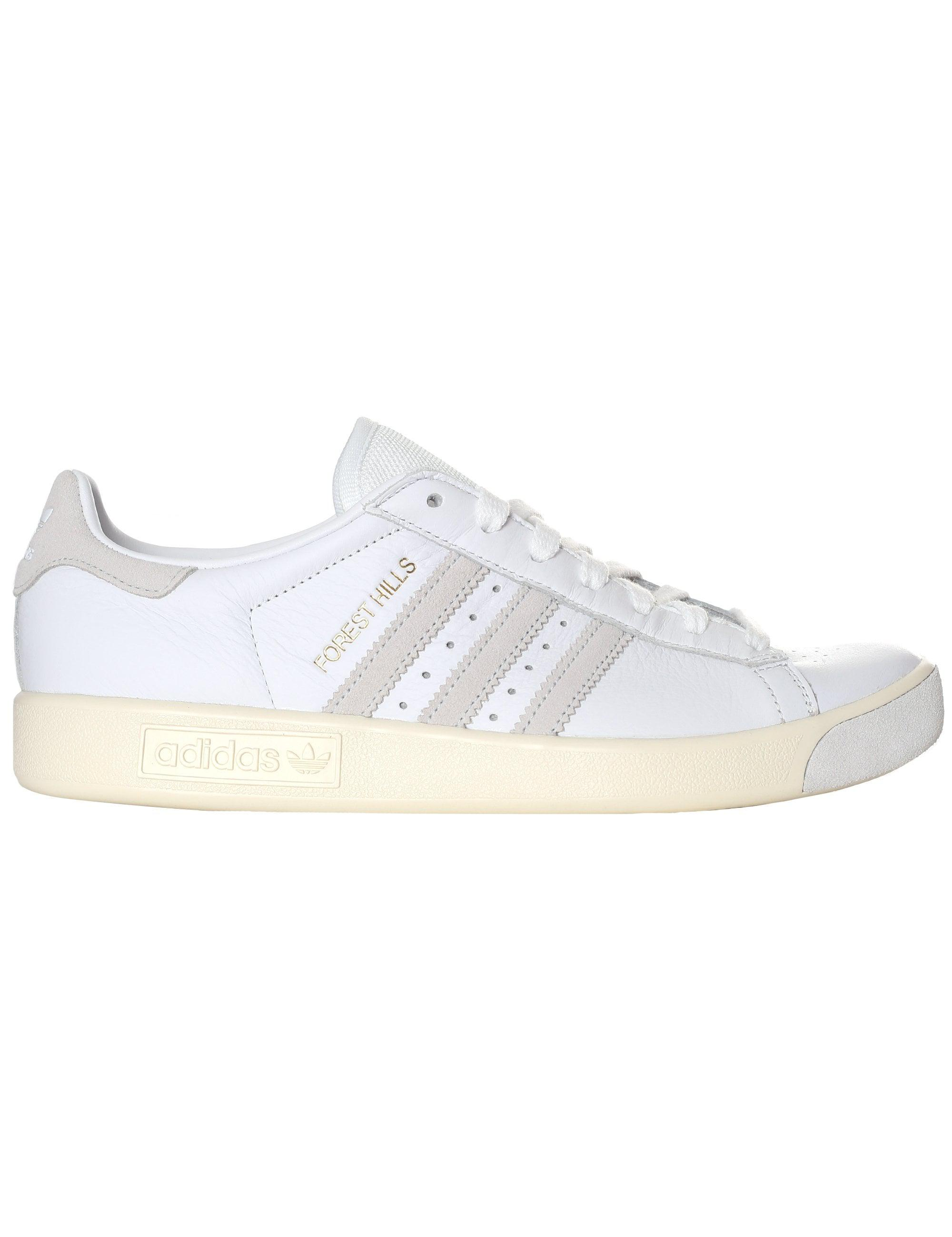 adidas trainers for men white