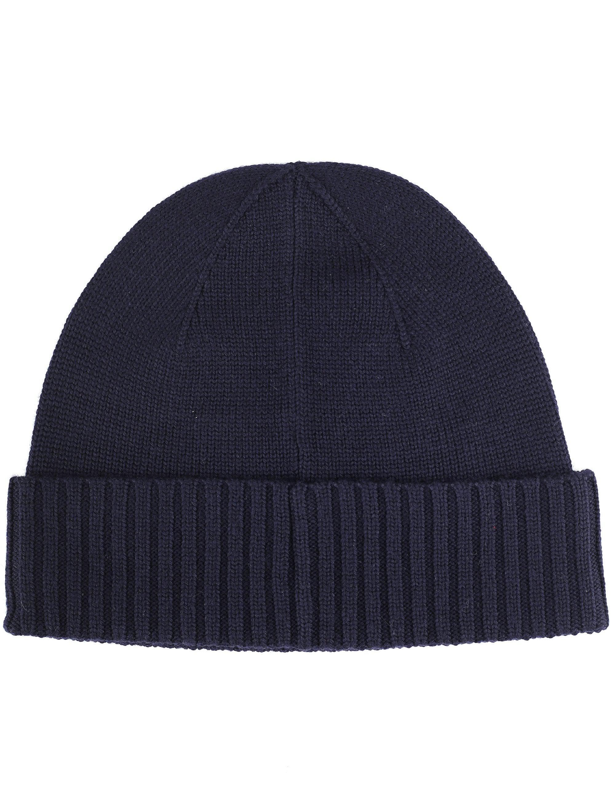4d30d520e2b Polo Ralph Lauren Men s Fo Beanie Hat Blue in Blue for Men - Save 2.5% -  Lyst